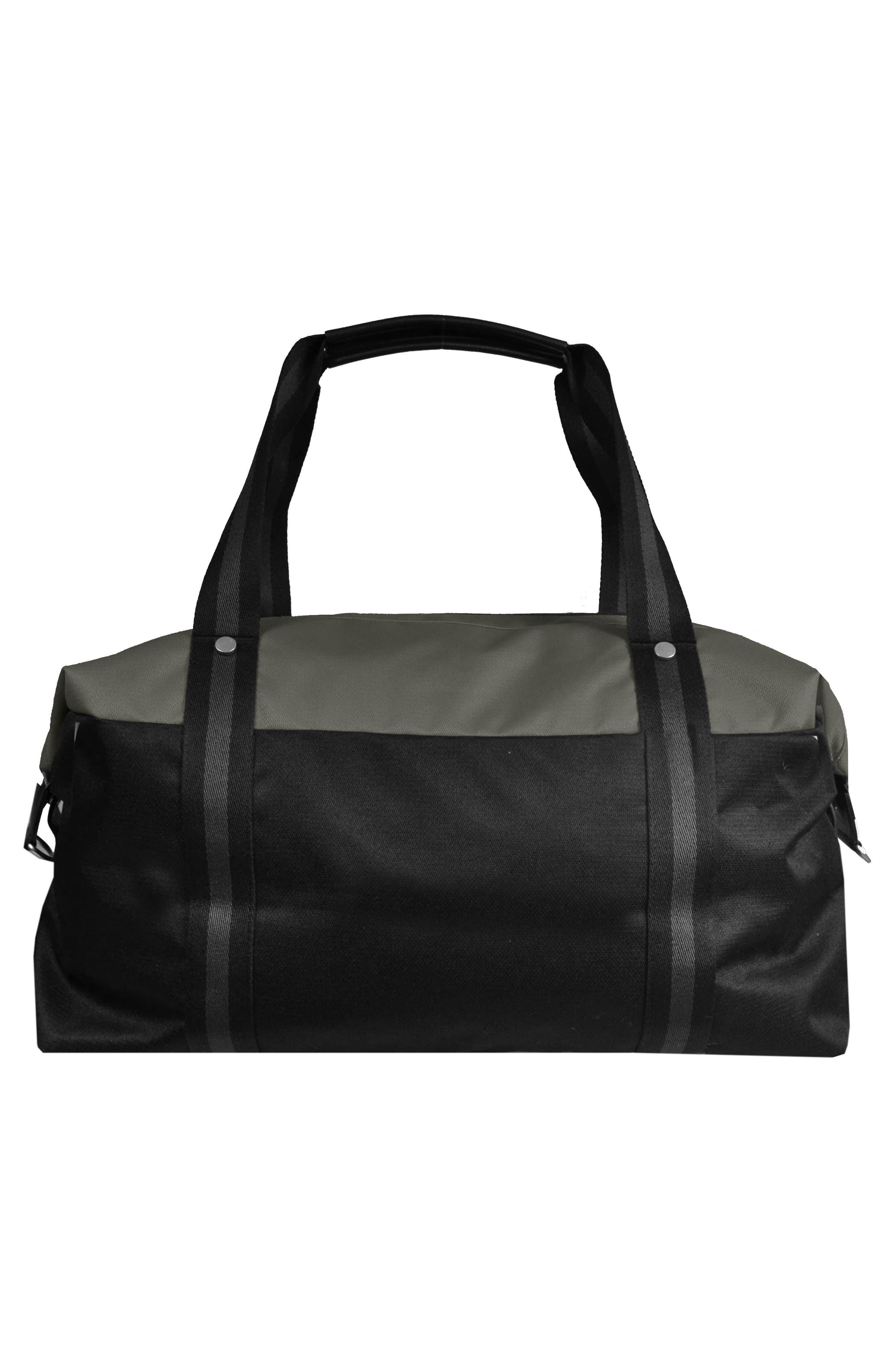Finn Overnighter Duffel Bag,                             Alternate thumbnail 3, color,                             020
