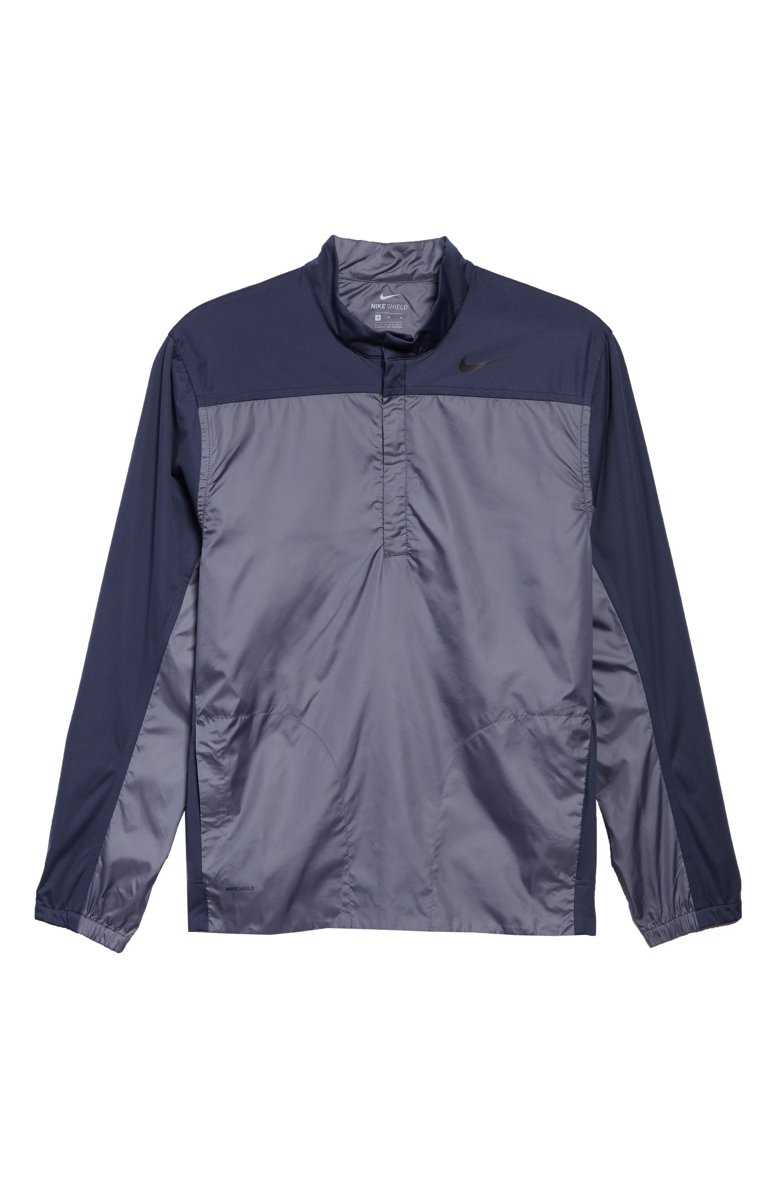 Shield Full Zip Golf Jacket,                             Alternate thumbnail 10, color,