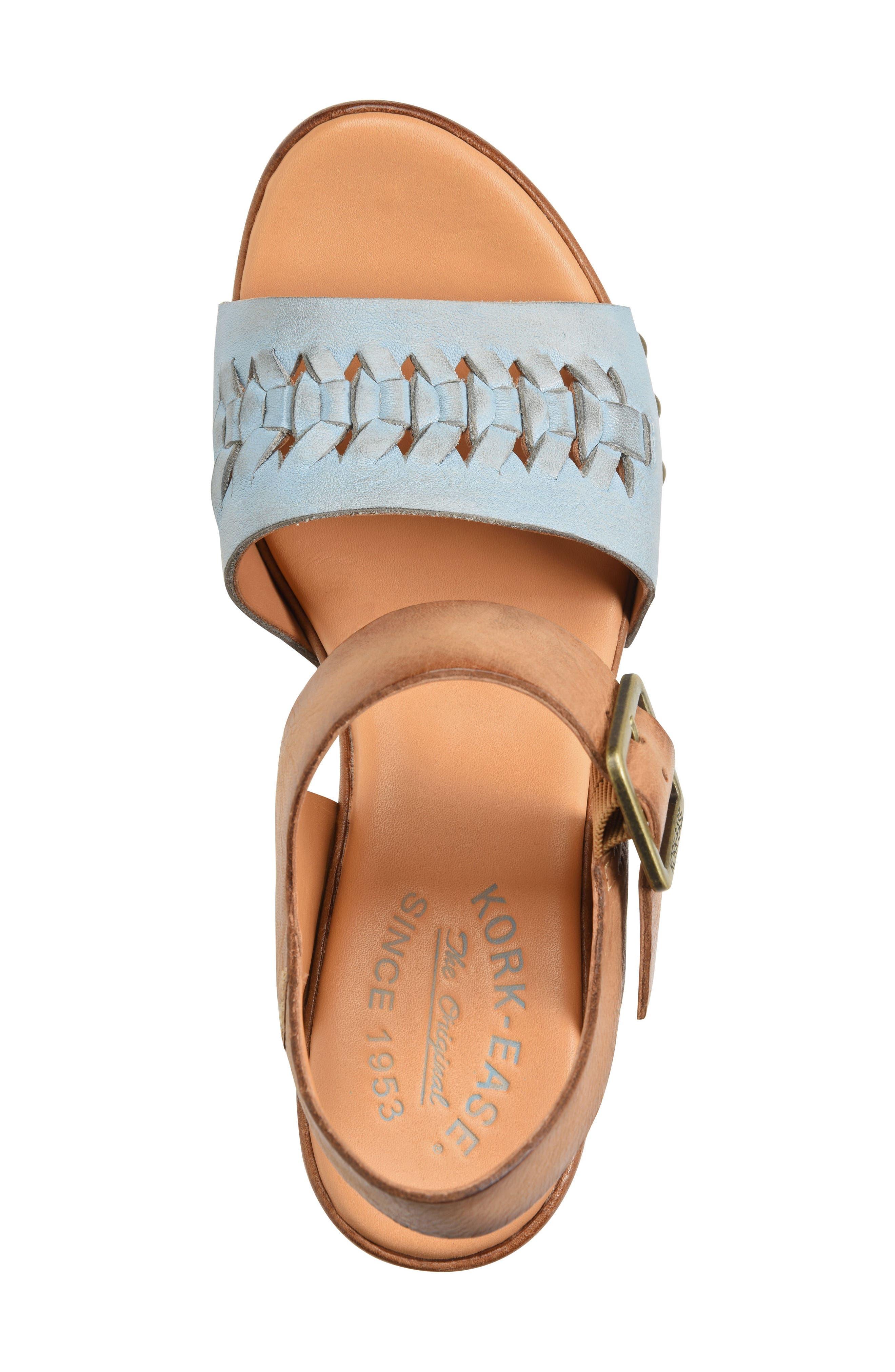 Pasilla Platform Sandal,                             Alternate thumbnail 23, color,