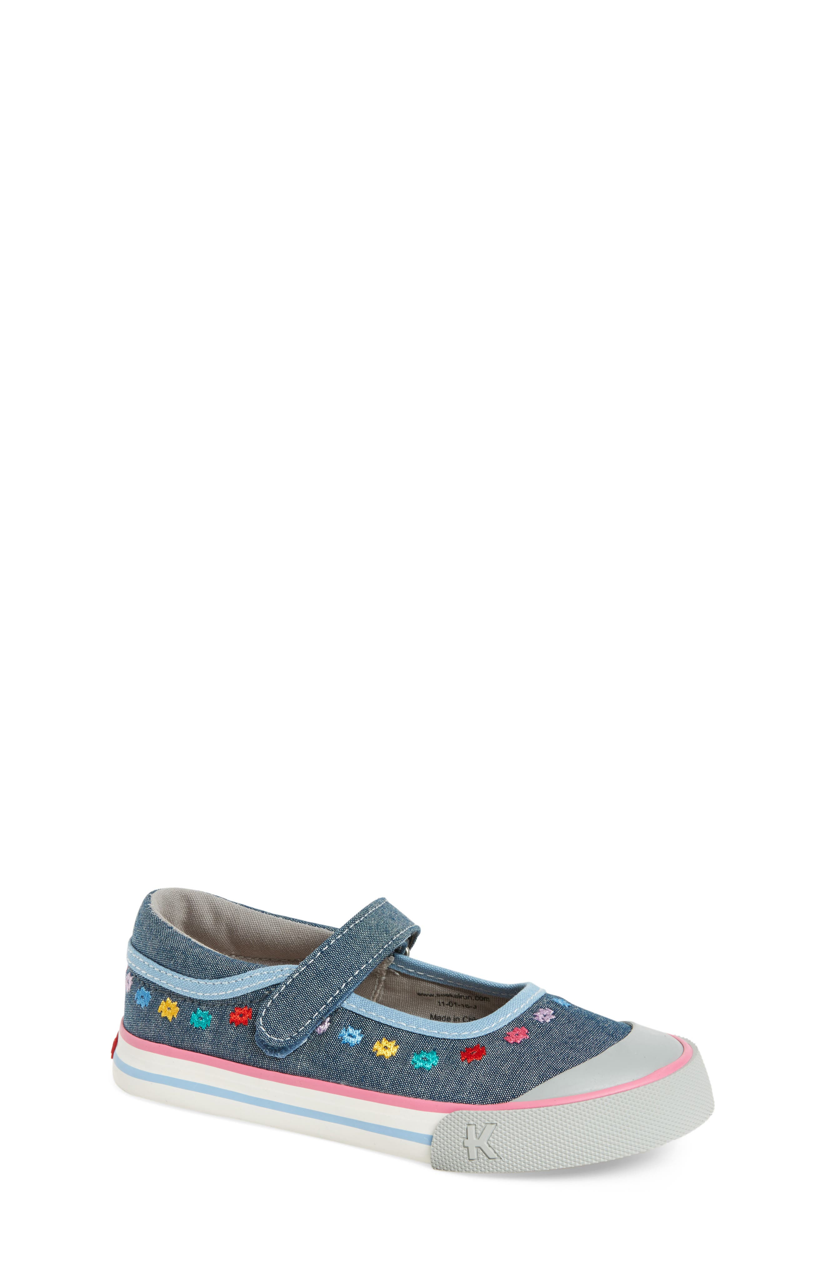 'Marie' Mary Jane Sneaker,                         Main,                         color, 400