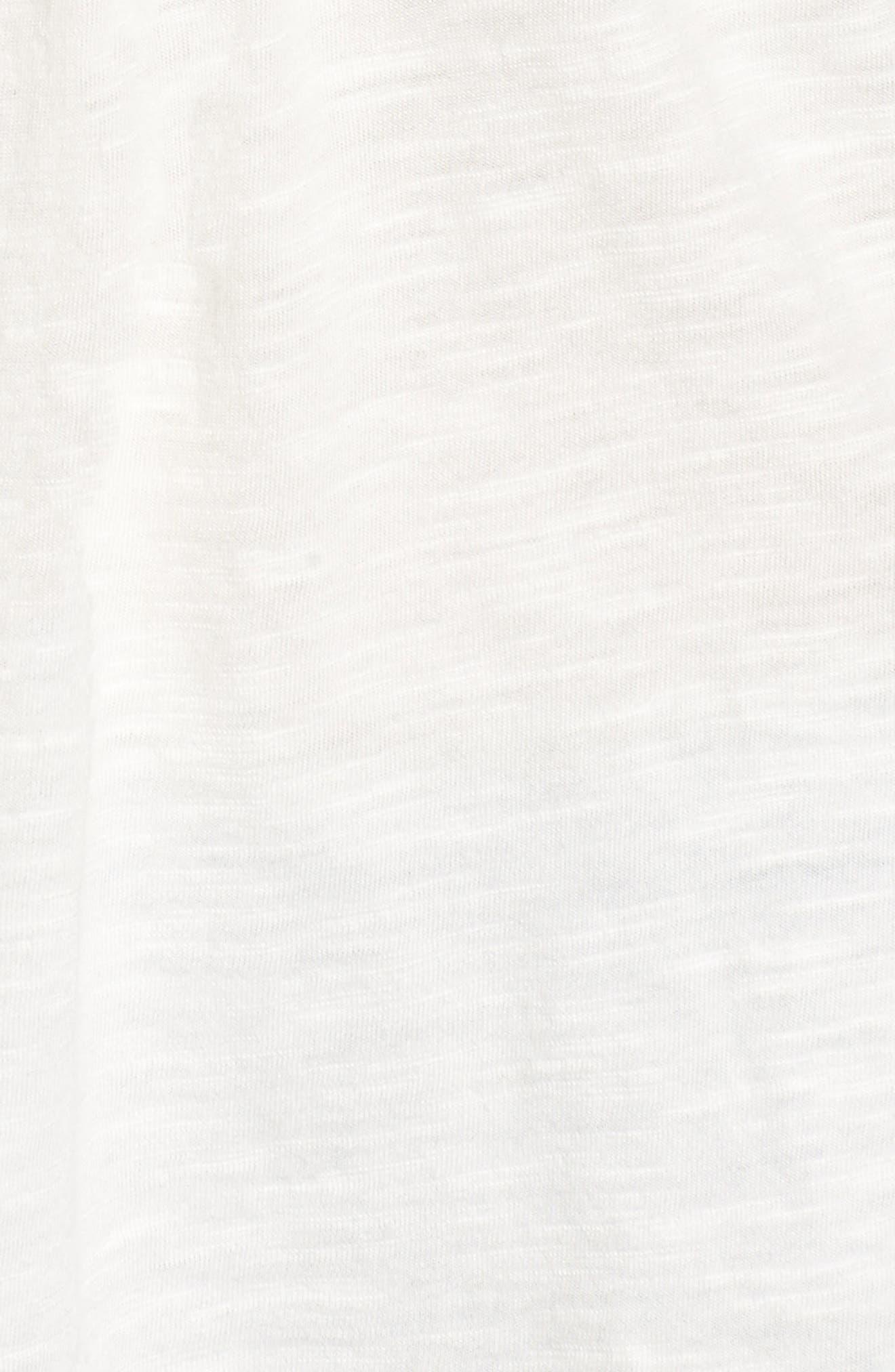 Tassel Trim Embroidered Tank,                             Alternate thumbnail 30, color,
