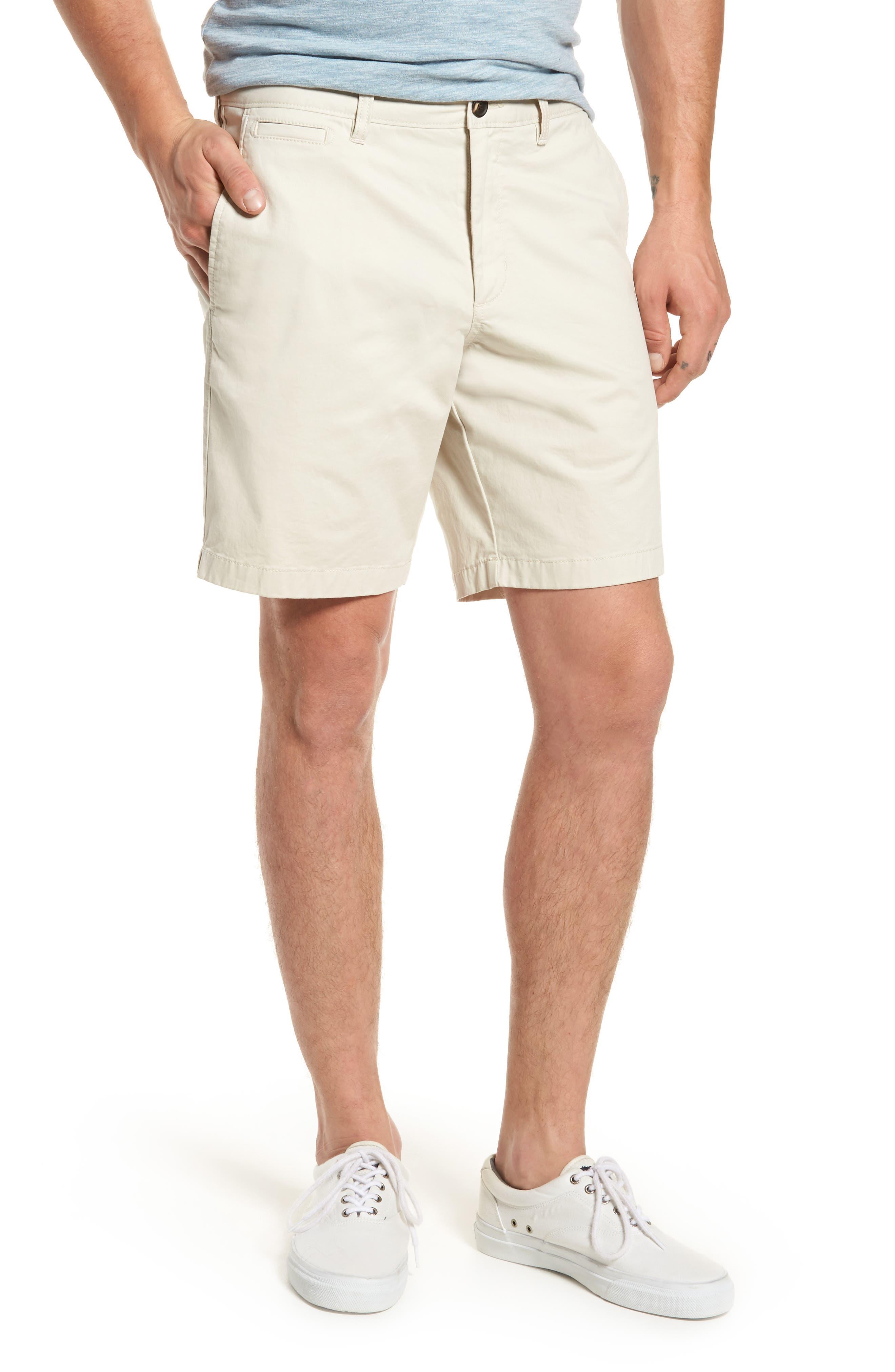 Ballard Slim Fit Stretch Chino 9-Inch Shorts,                             Main thumbnail 4, color,