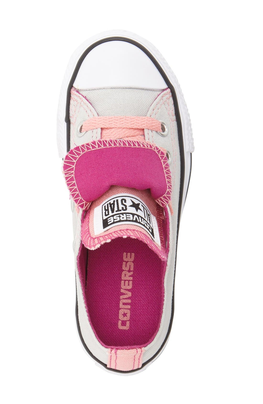 Chuck Taylor<sup>®</sup> All Star<sup>®</sup> Double Tongue Sneaker,                             Alternate thumbnail 11, color,