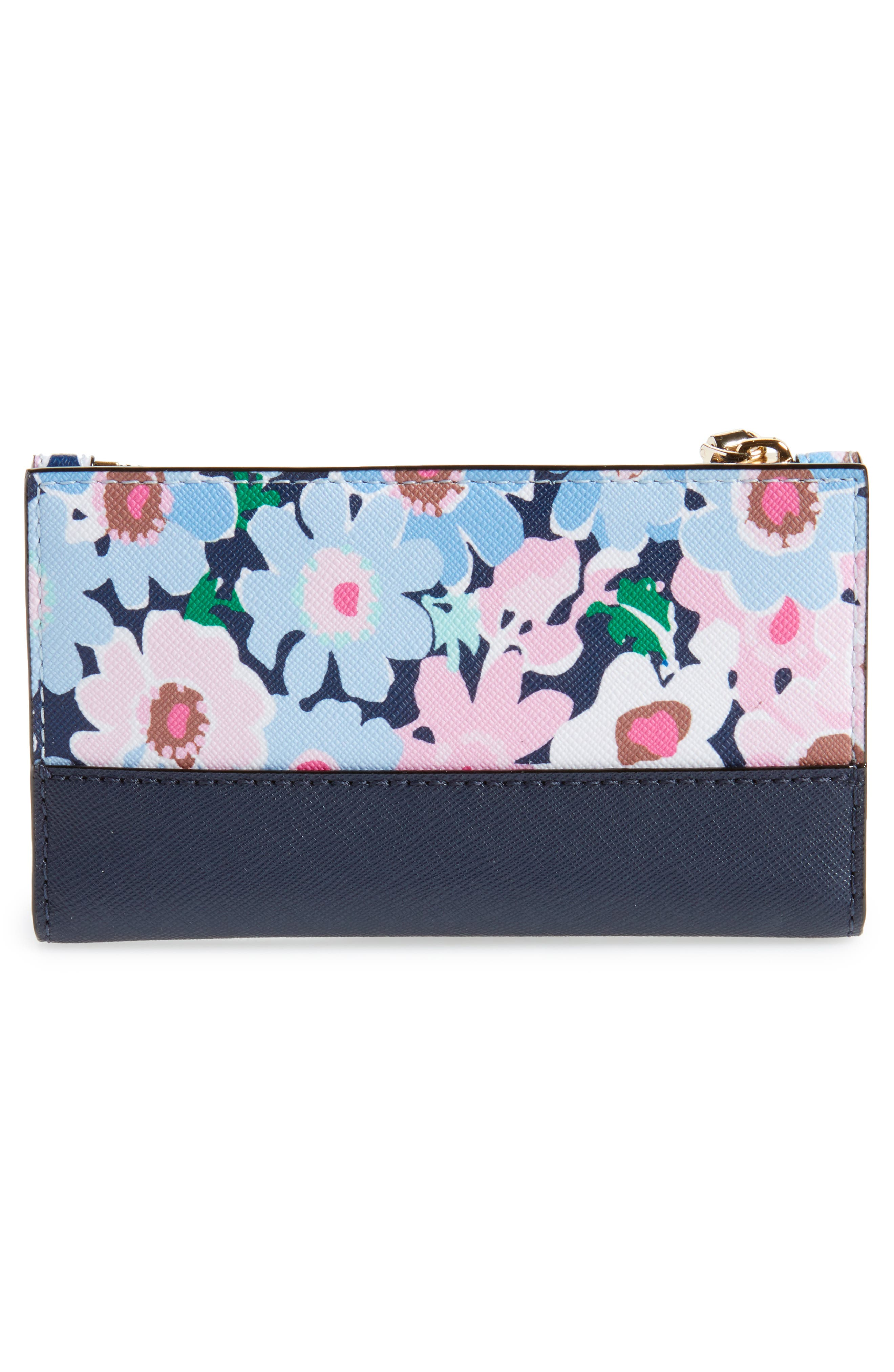 cameron street - daisy garden wallet,                             Alternate thumbnail 4, color,