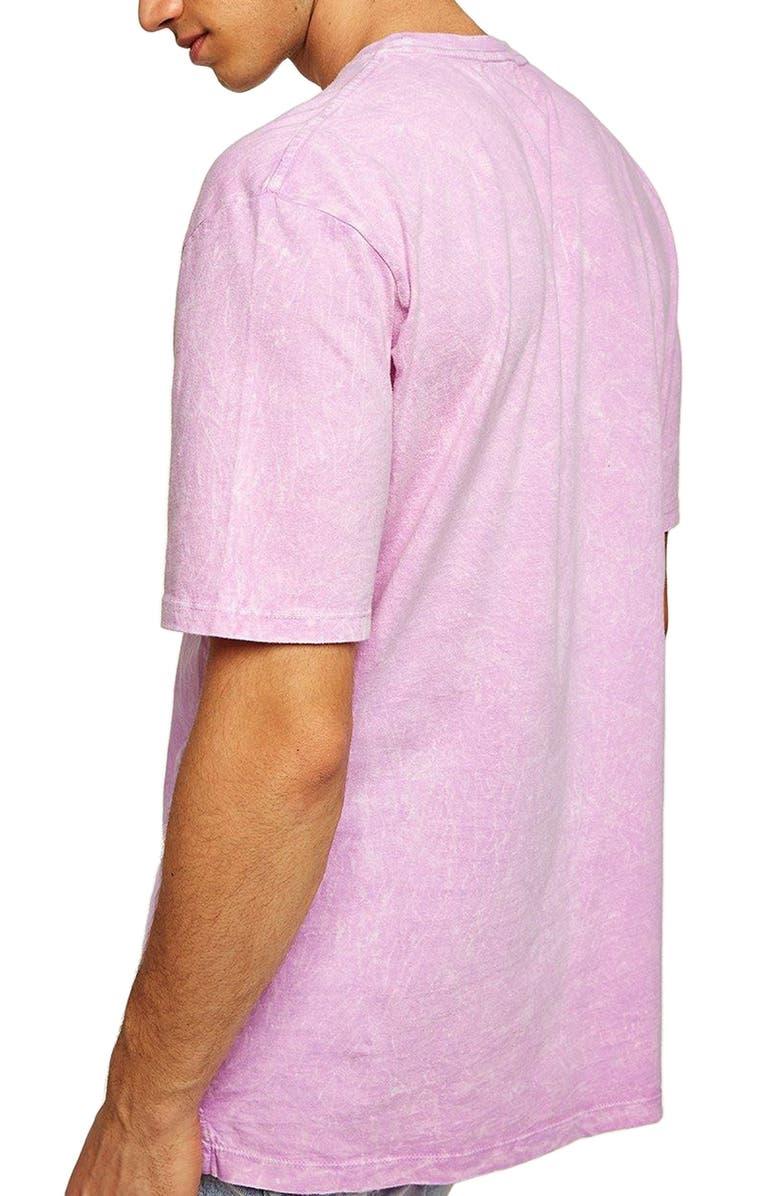 c36a6dc1ce4 Topman Acid Wash Pocket T-Shirt