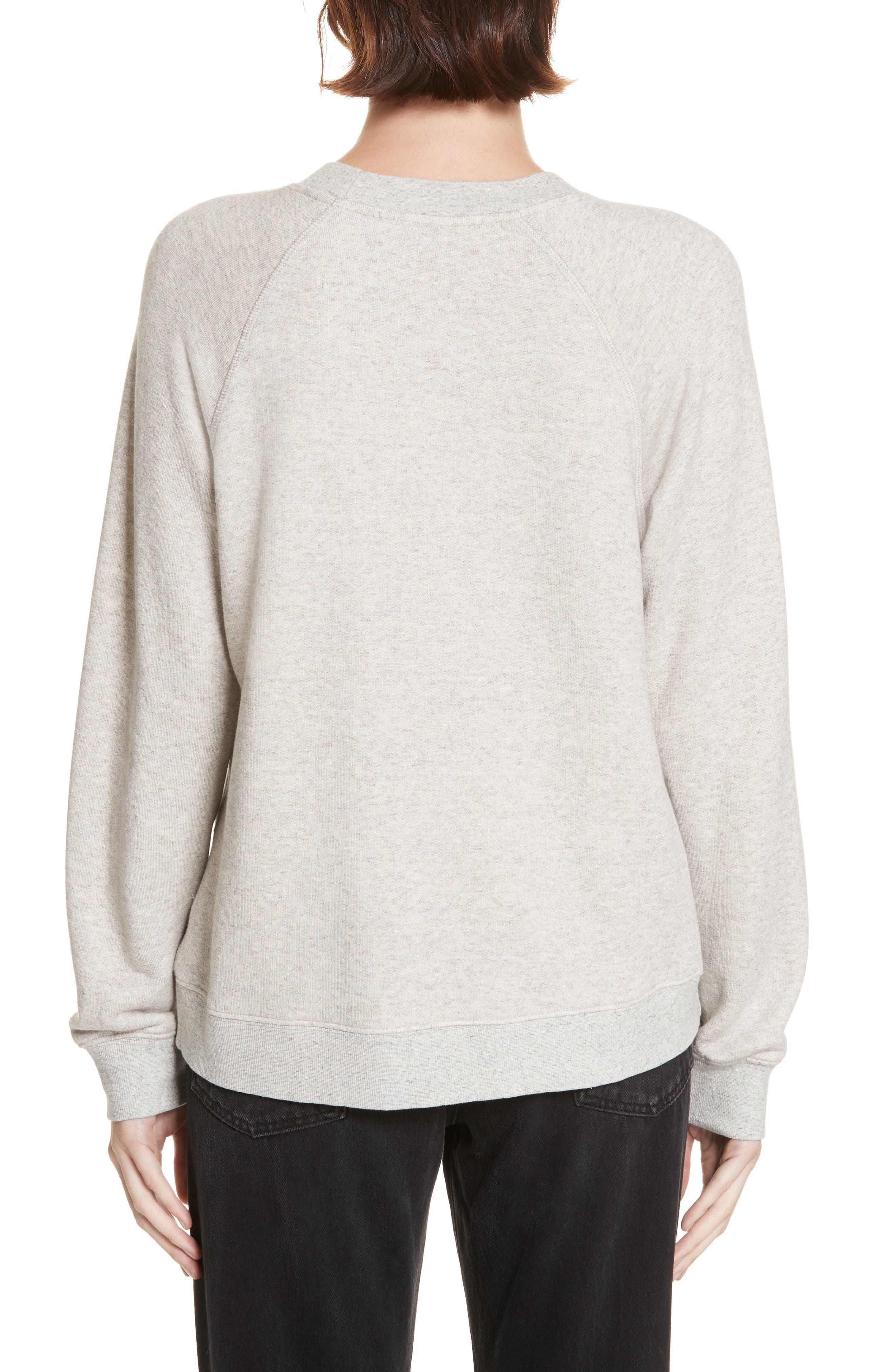 Sweatshirt,                             Alternate thumbnail 2, color,                             OATMEAL