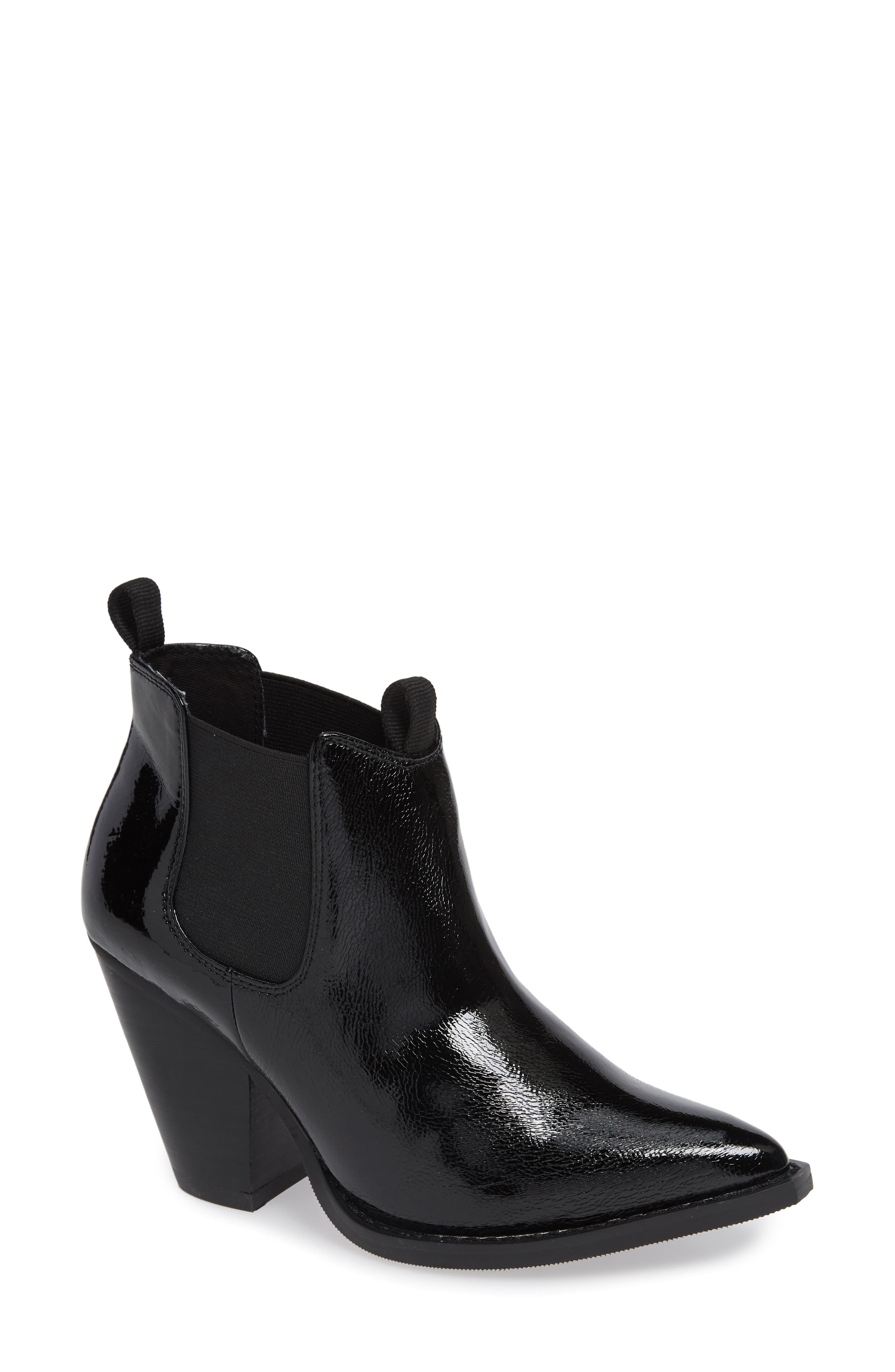 Jane And The Shoe Lila Bootie, Black