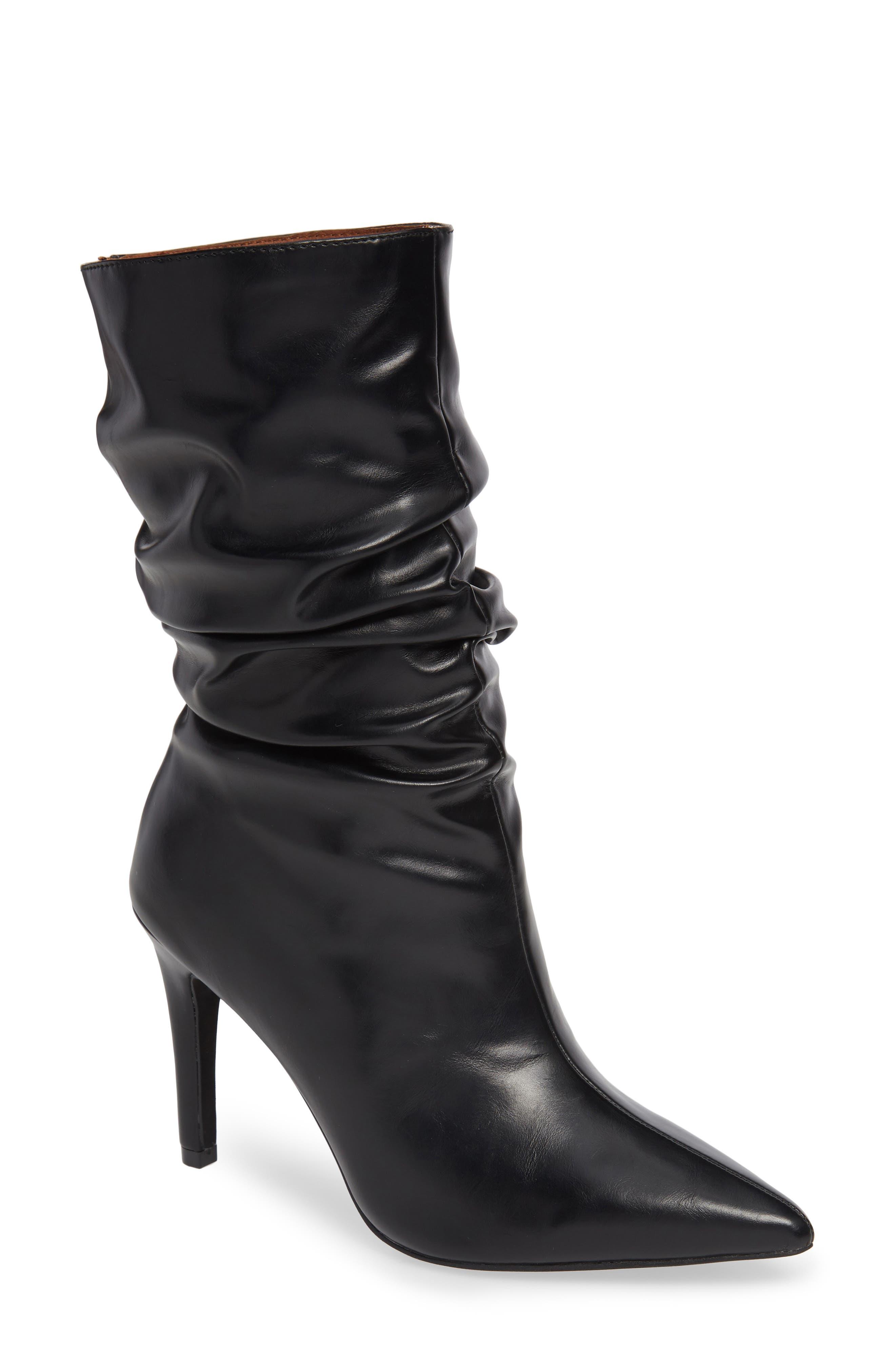 Guillot Boot,                         Main,                         color, BLACK