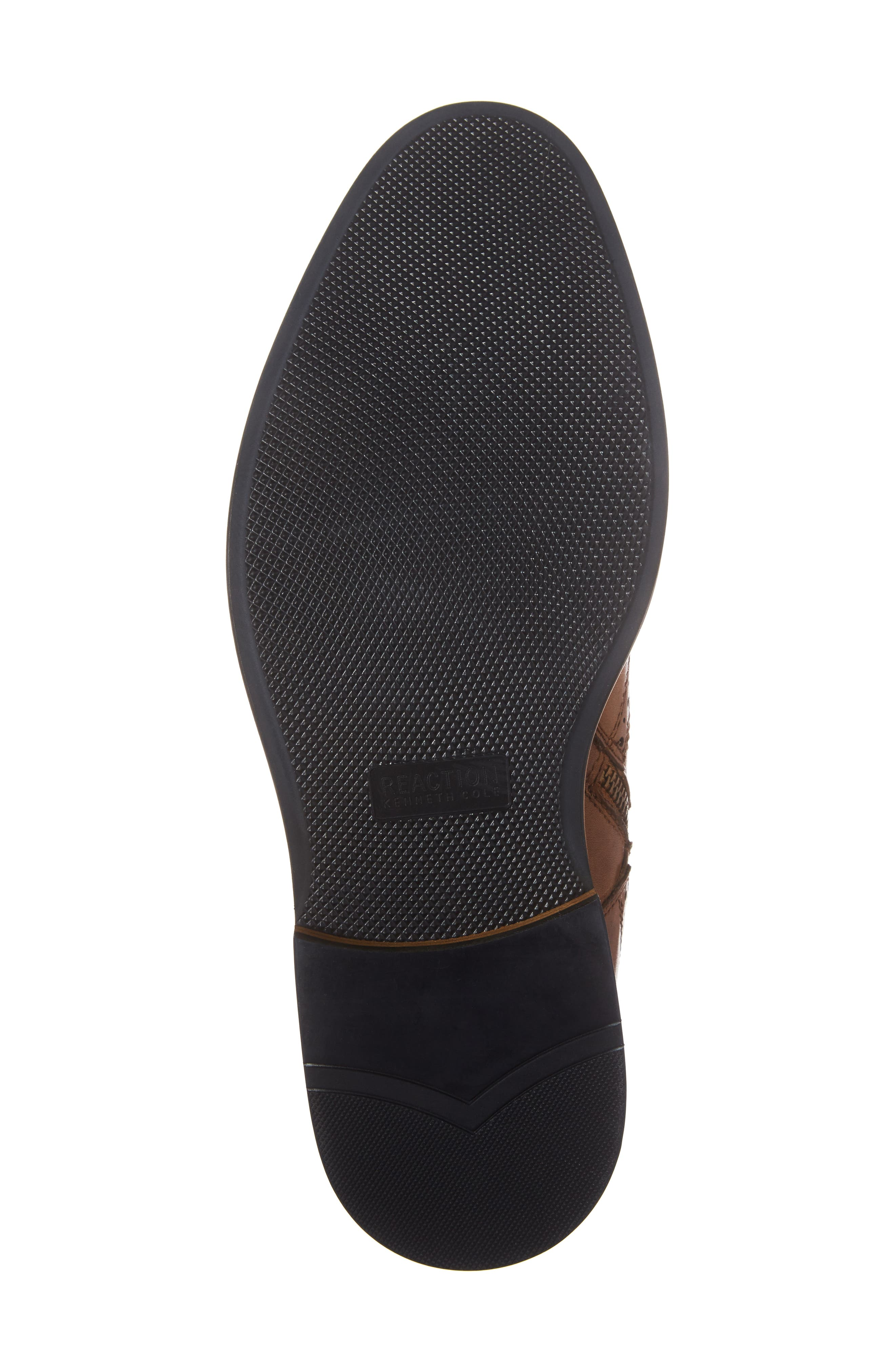 Kenneth Cole Reaction Wingtip Boot,                             Alternate thumbnail 6, color,