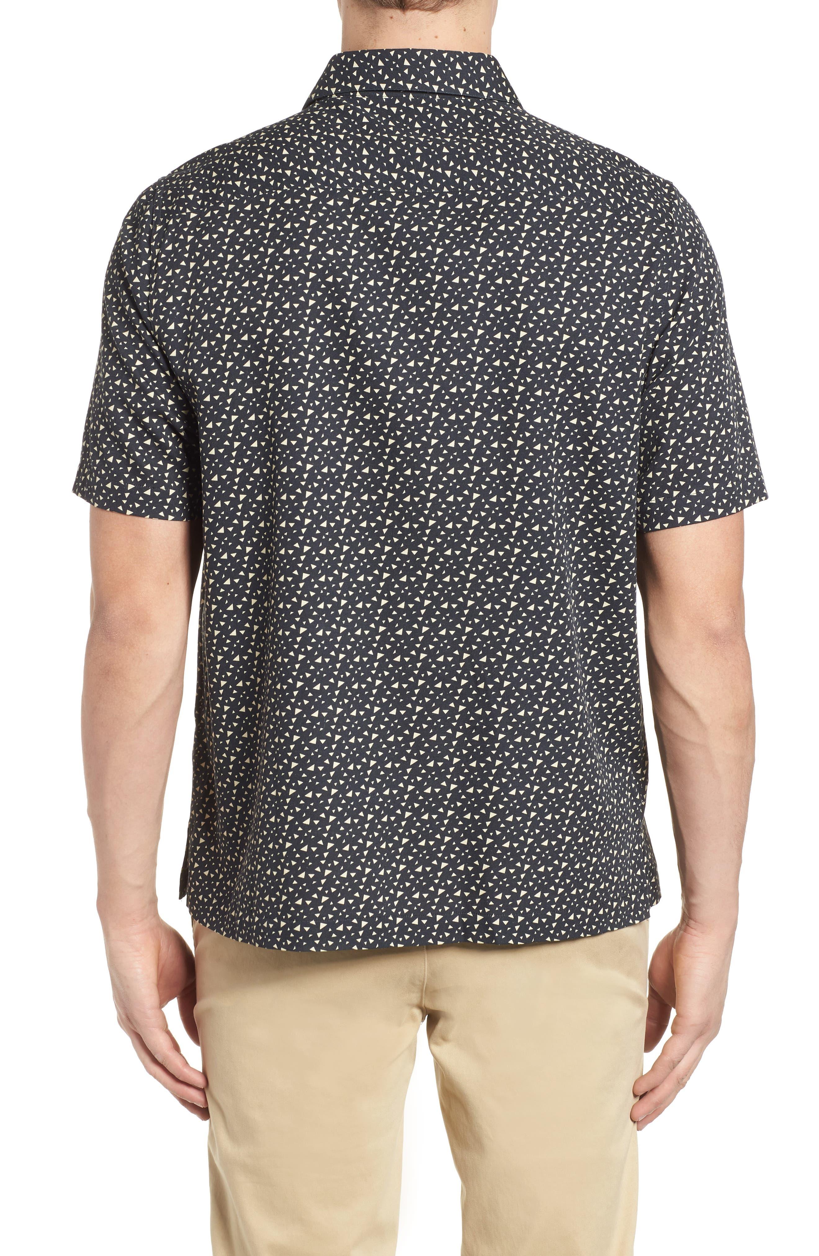 NAT NAST,                             Bermuda Triangle Camp Shirt,                             Alternate thumbnail 2, color,                             001