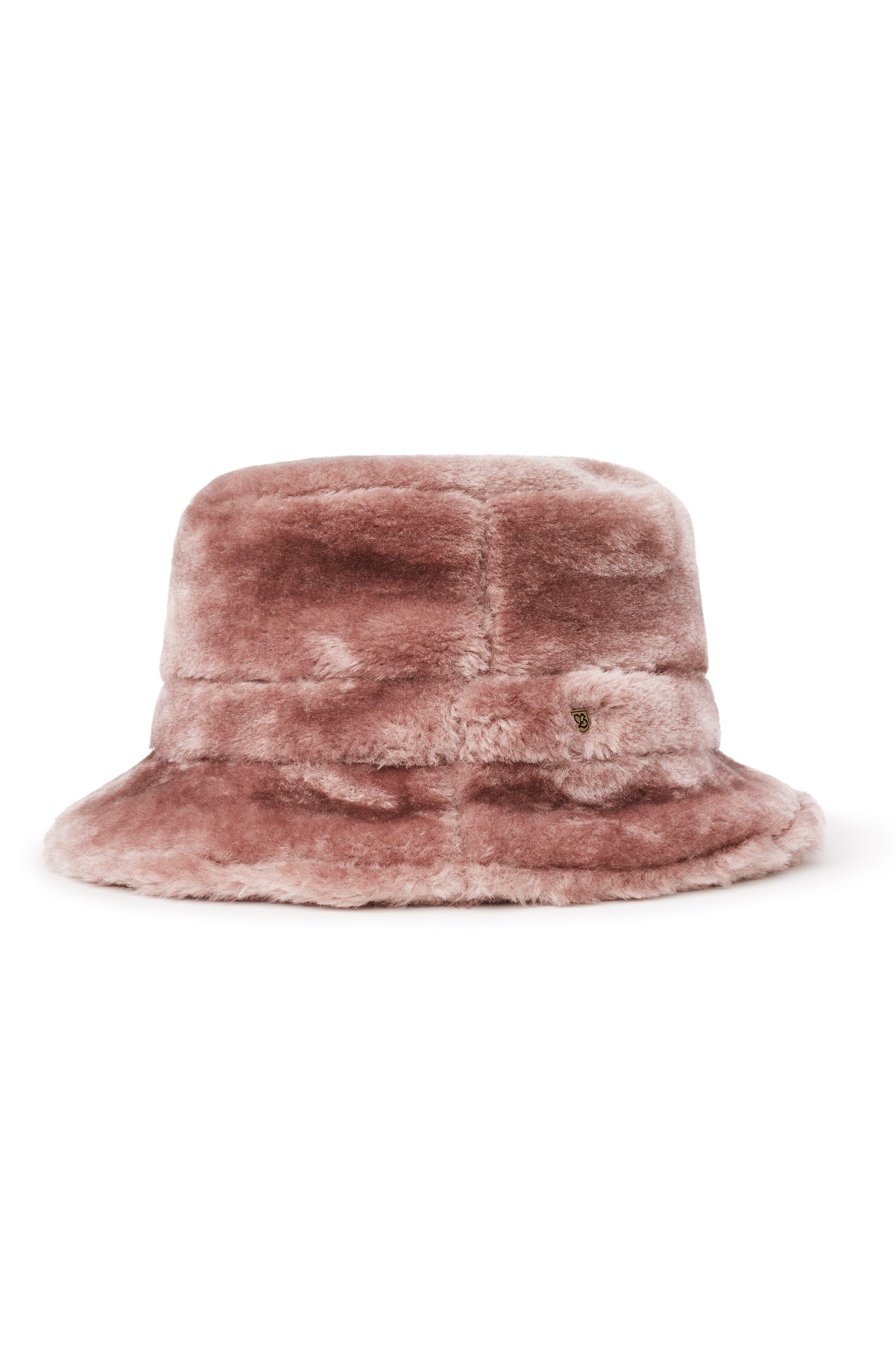 Hardy Bucket Hat - Pink in Violet