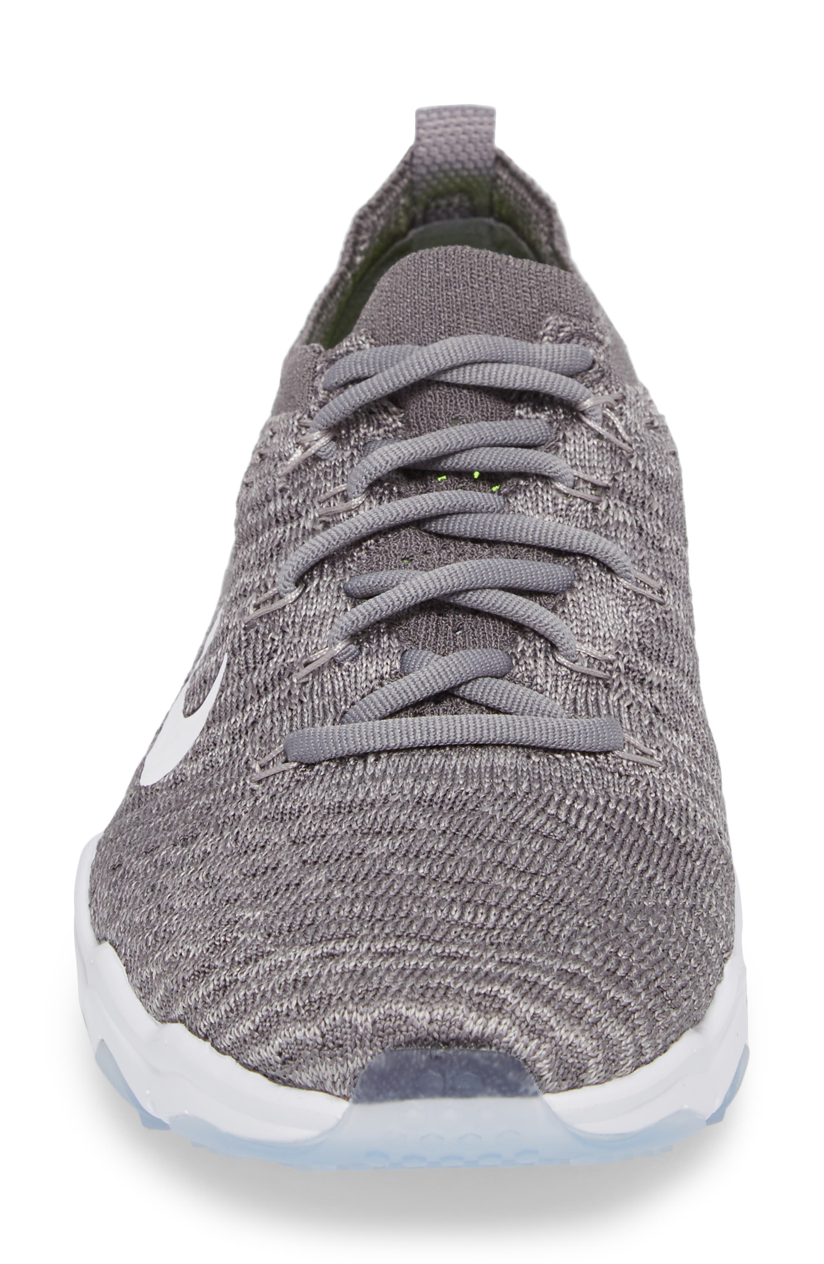 Air Zoom Fearless Flyknit Lux Training Shoe,                             Alternate thumbnail 14, color,