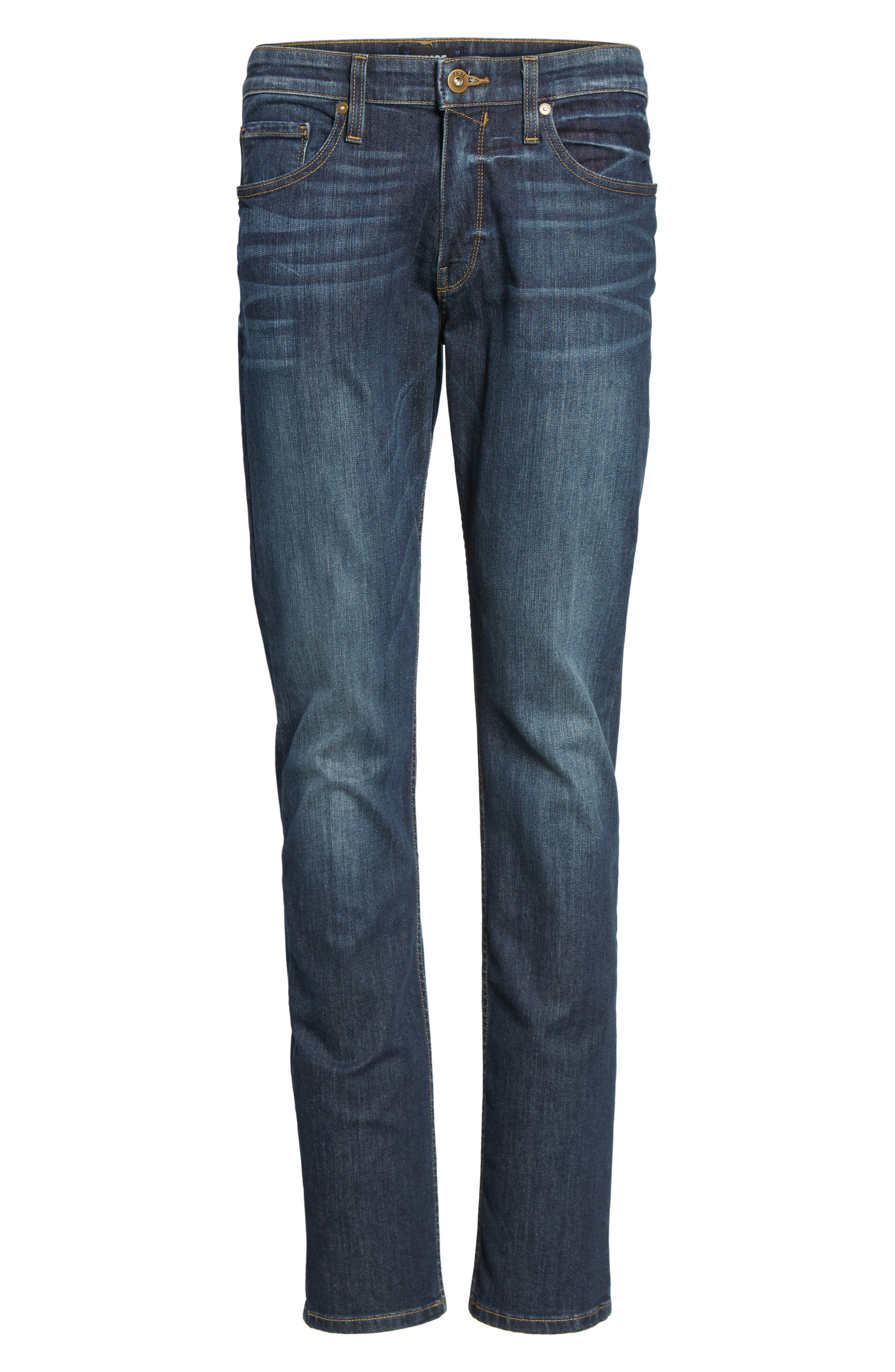 Legacy - Federal Slim Straight Leg Jeans,                             Alternate thumbnail 6, color,                             JERRY