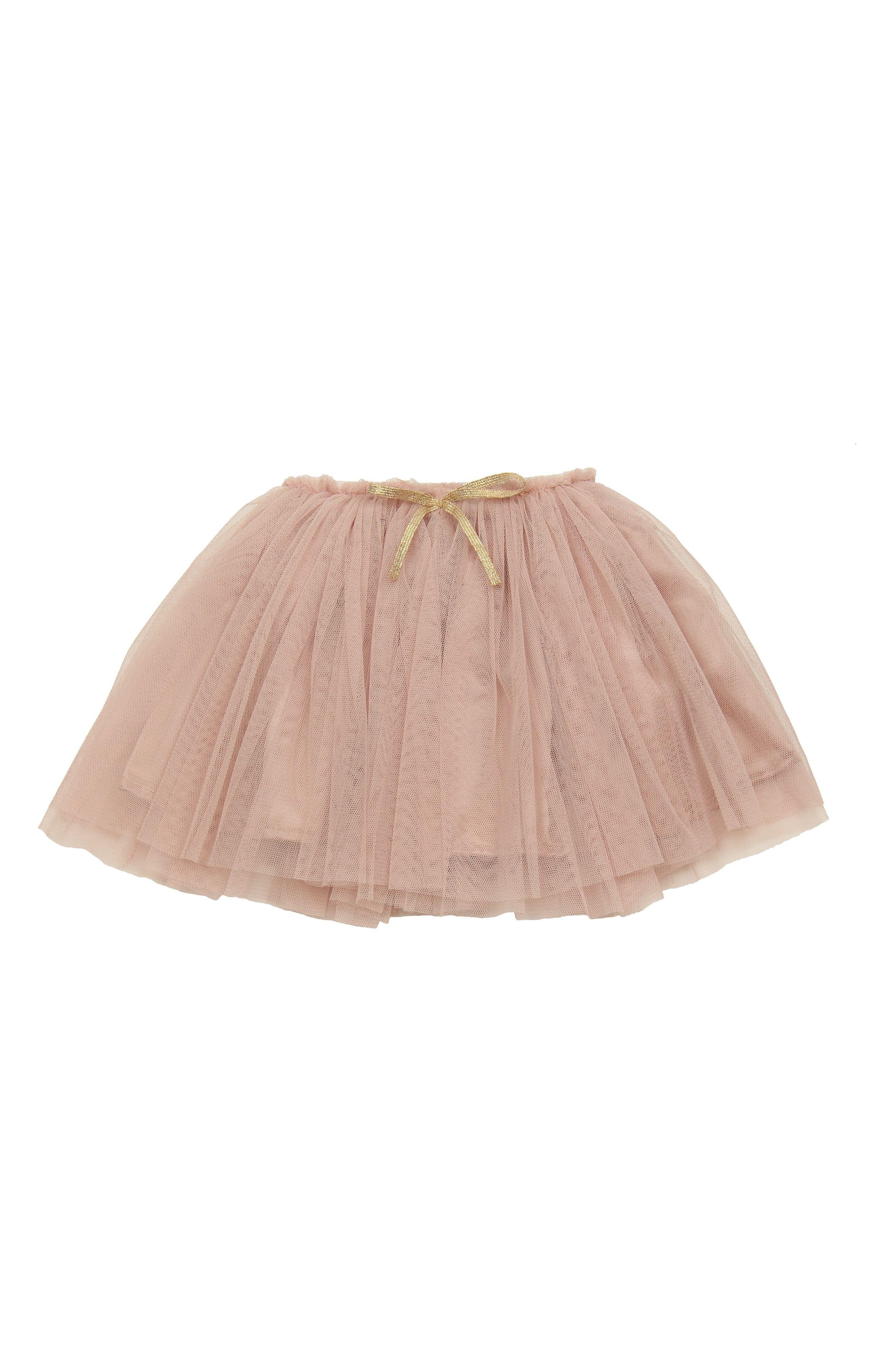 Tutu Skirt,                             Alternate thumbnail 3, color,                             DUSTY PINK
