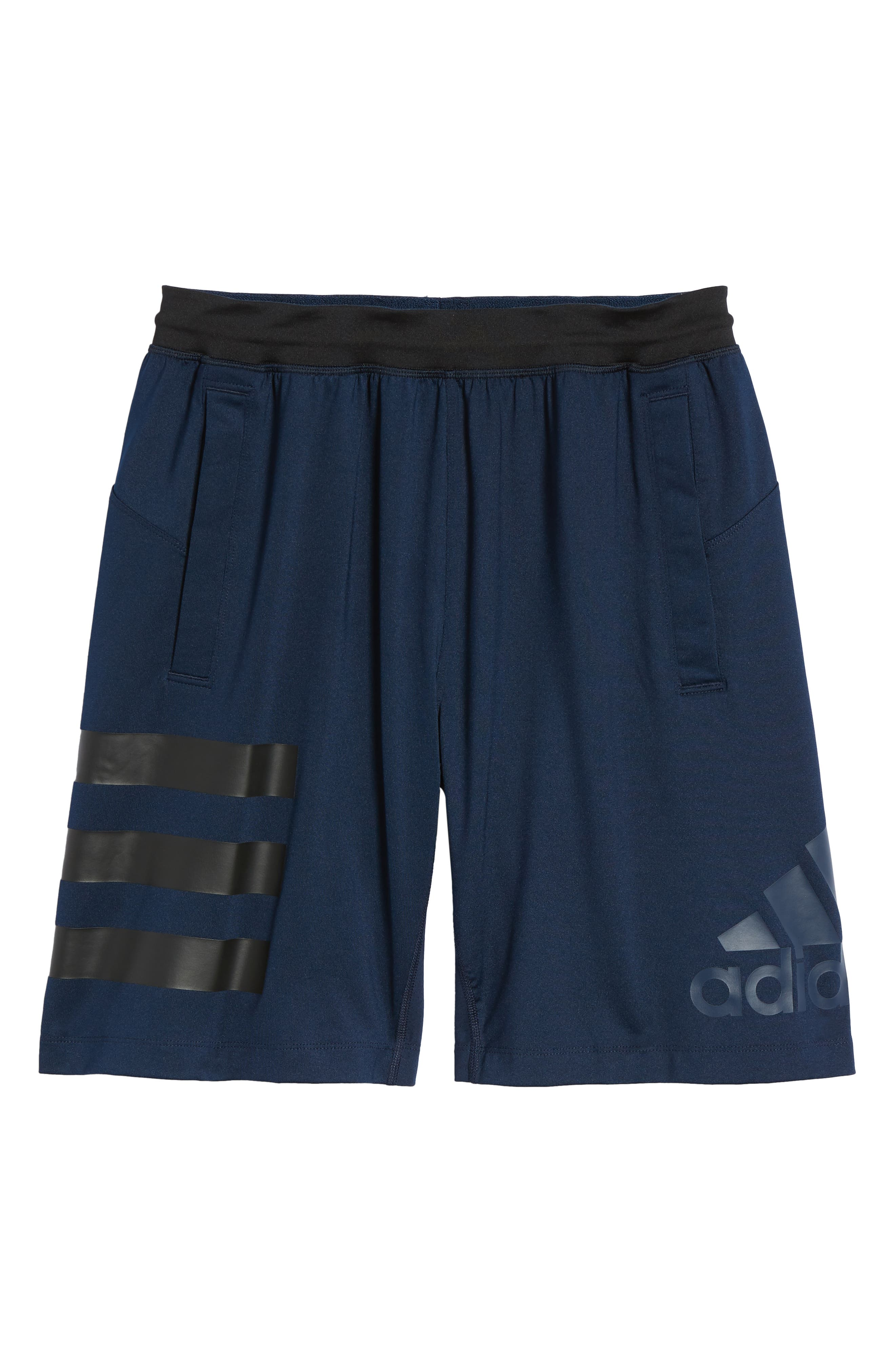 SB Hype Icon Shorts,                             Alternate thumbnail 6, color,                             COLLEGIATE NAVY/ BLACK