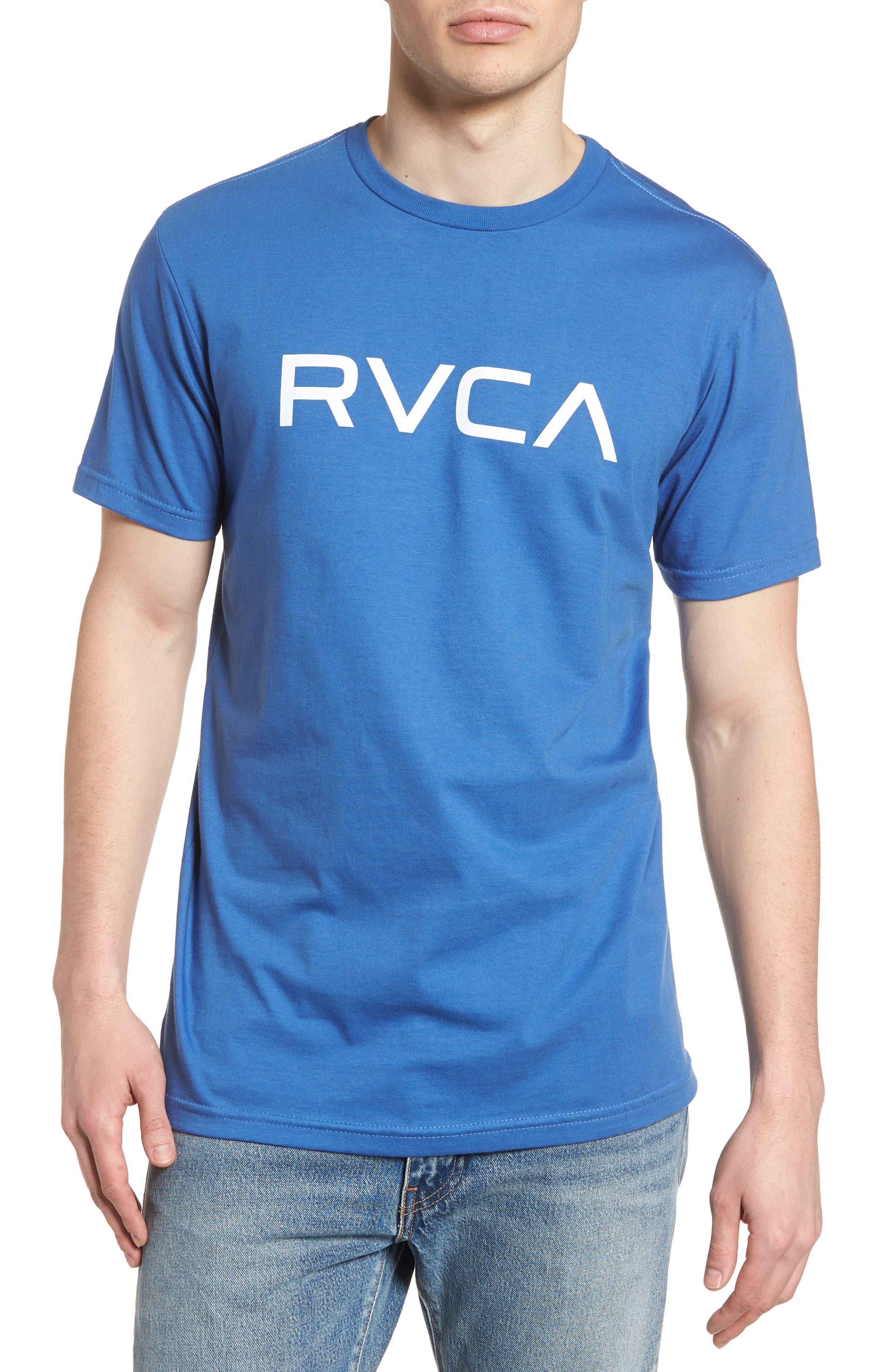 Big RVCA Graphic T-Shirt,                         Main,                         color, 451