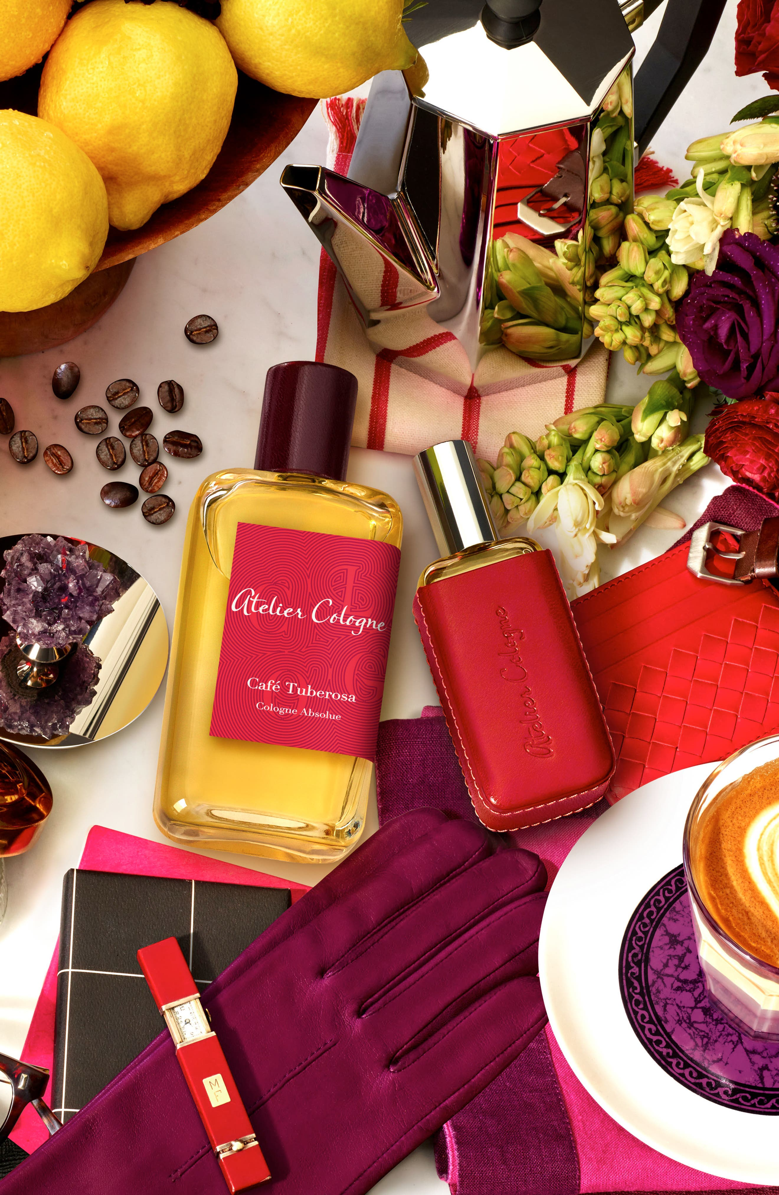 ATELIER COLOGNE,                             Café Tuberosa Cologne Absolue,                             Alternate thumbnail 5, color,                             NO COLOR