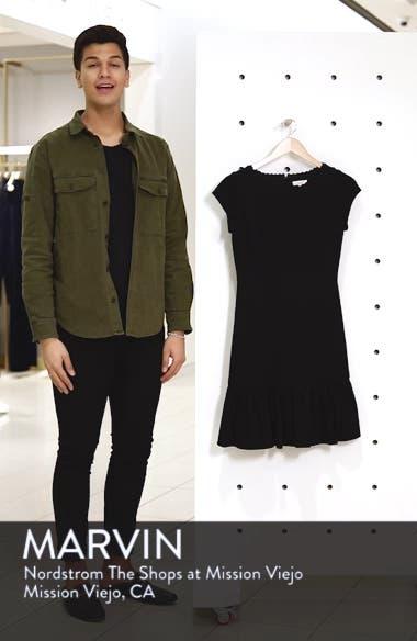Honeycomb Fit & Flare Dress, sales video thumbnail