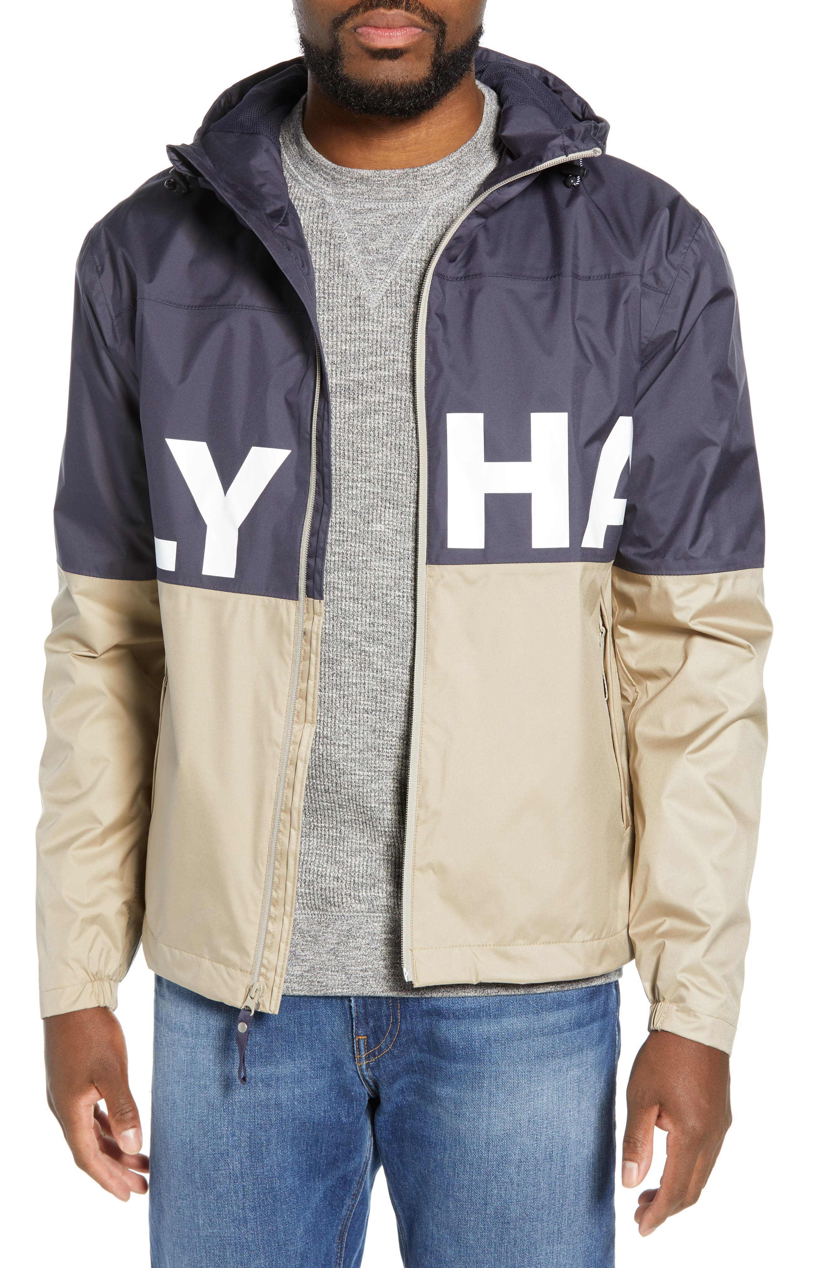 Helly Hansen Amaze Regular Fit Waterproof Jacket, Blue