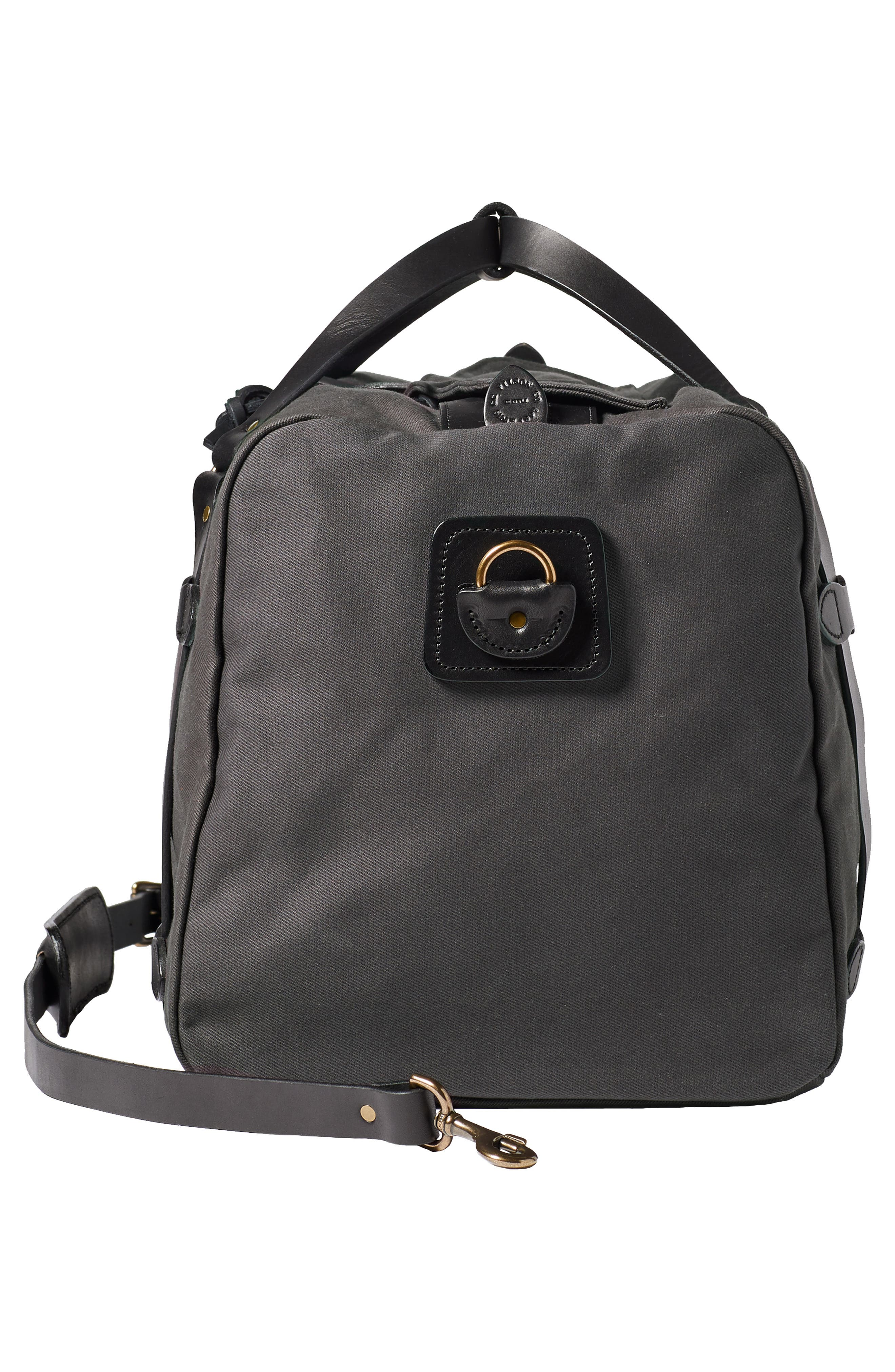 Medium Duffel Bag,                             Alternate thumbnail 4, color,                             CINDER