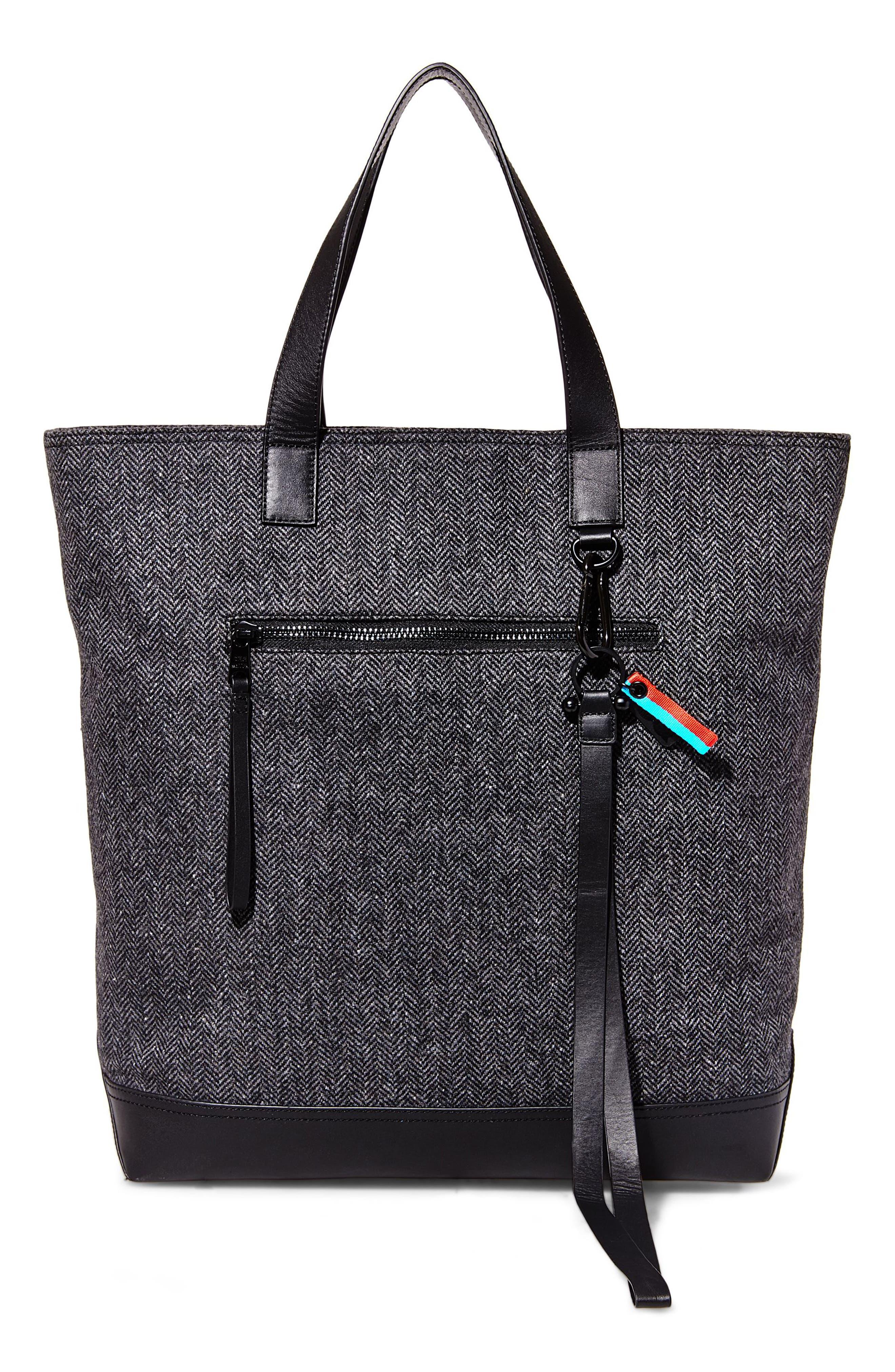 GQ x Steve Madden Tote Bag,                         Main,                         color, 020