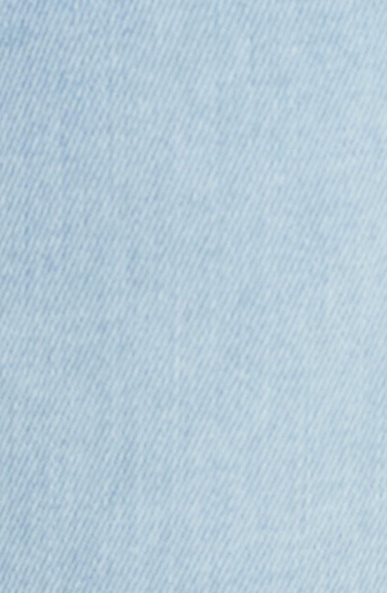 Mara Skinny Jeans,                             Alternate thumbnail 5, color,                             400