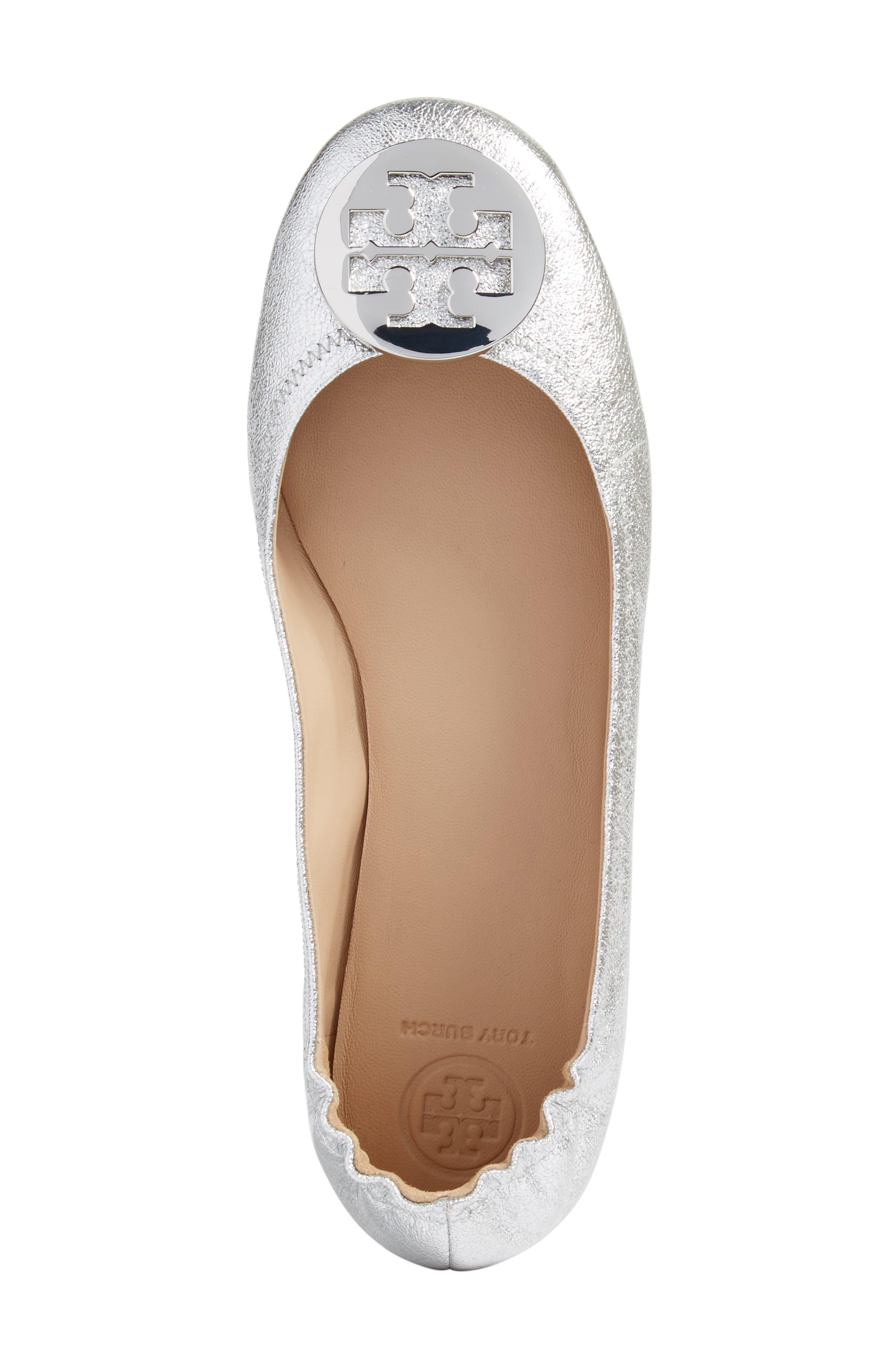 'Minnie' Travel Ballet Flat,                             Alternate thumbnail 244, color,