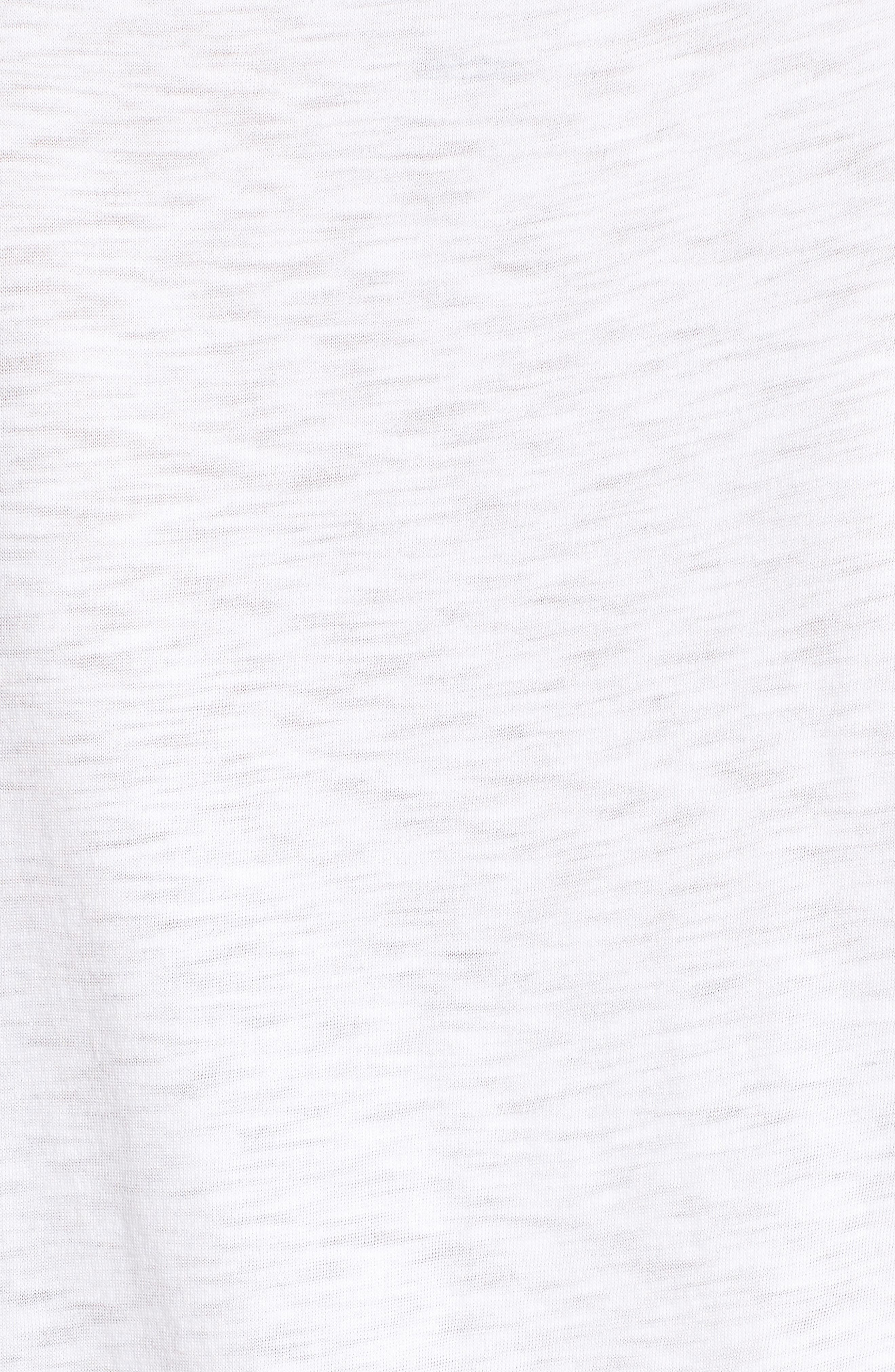 Knotted Tee,                             Alternate thumbnail 51, color,