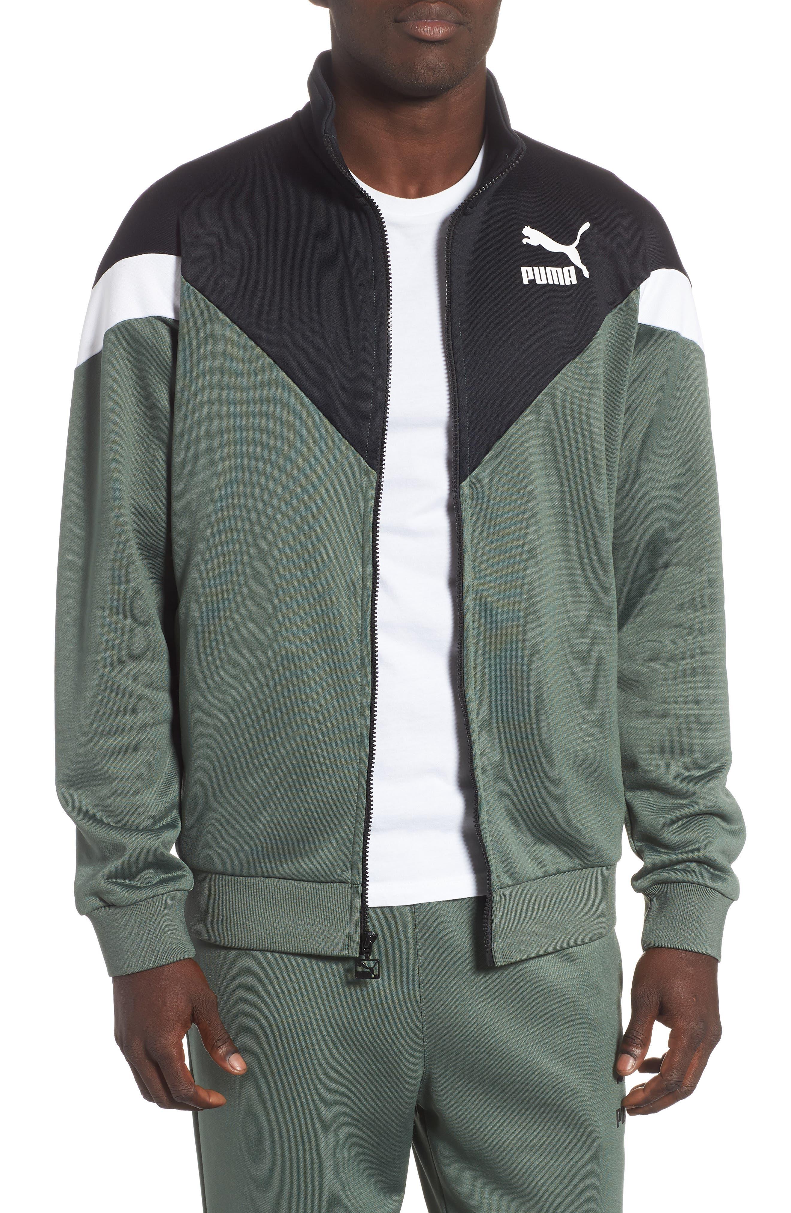 MCS Track Jacket,                         Main,                         color, LAUREL WREATH