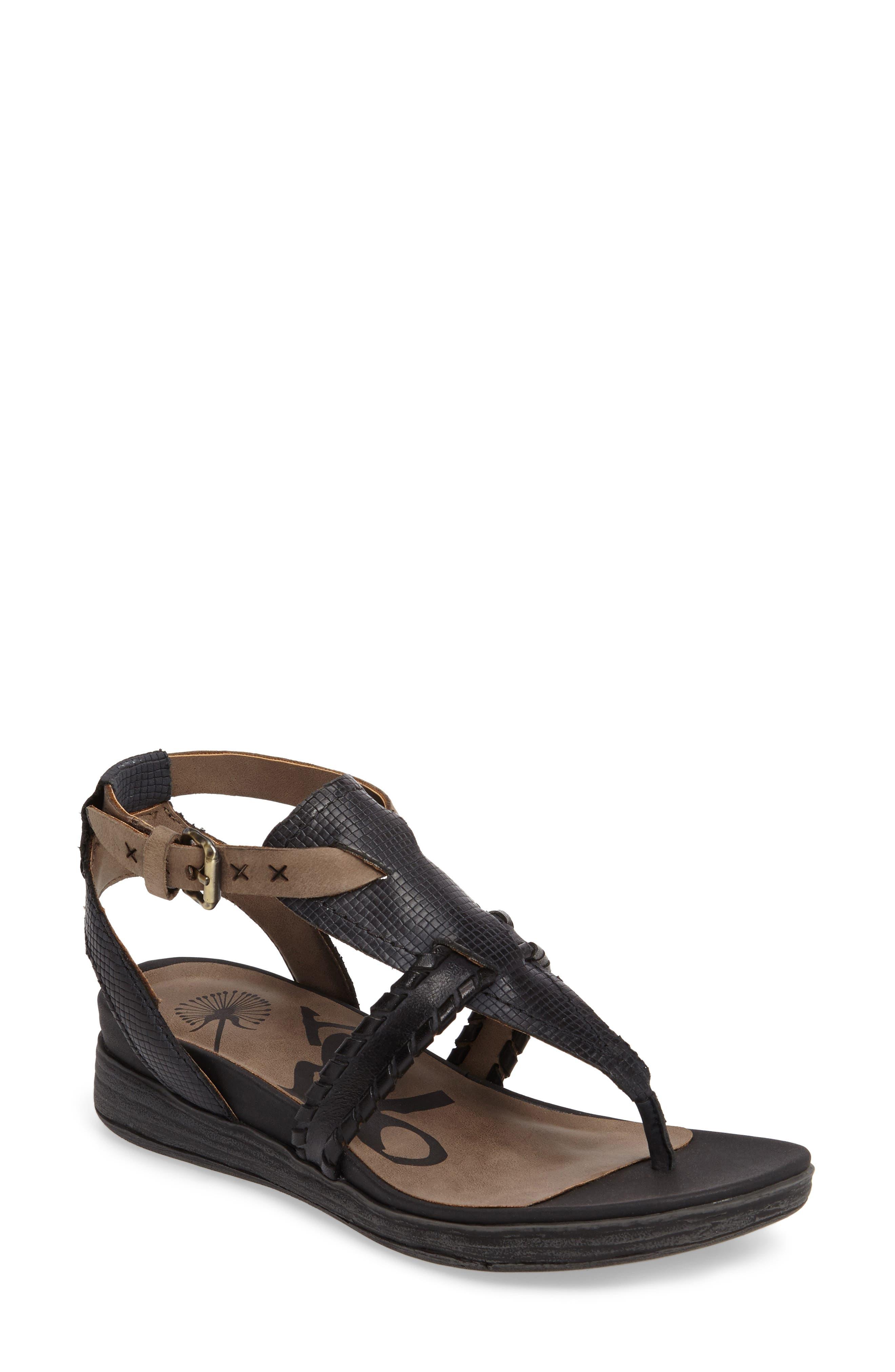 Celestial V-Strap Wedge Sandal,                         Main,                         color, 001