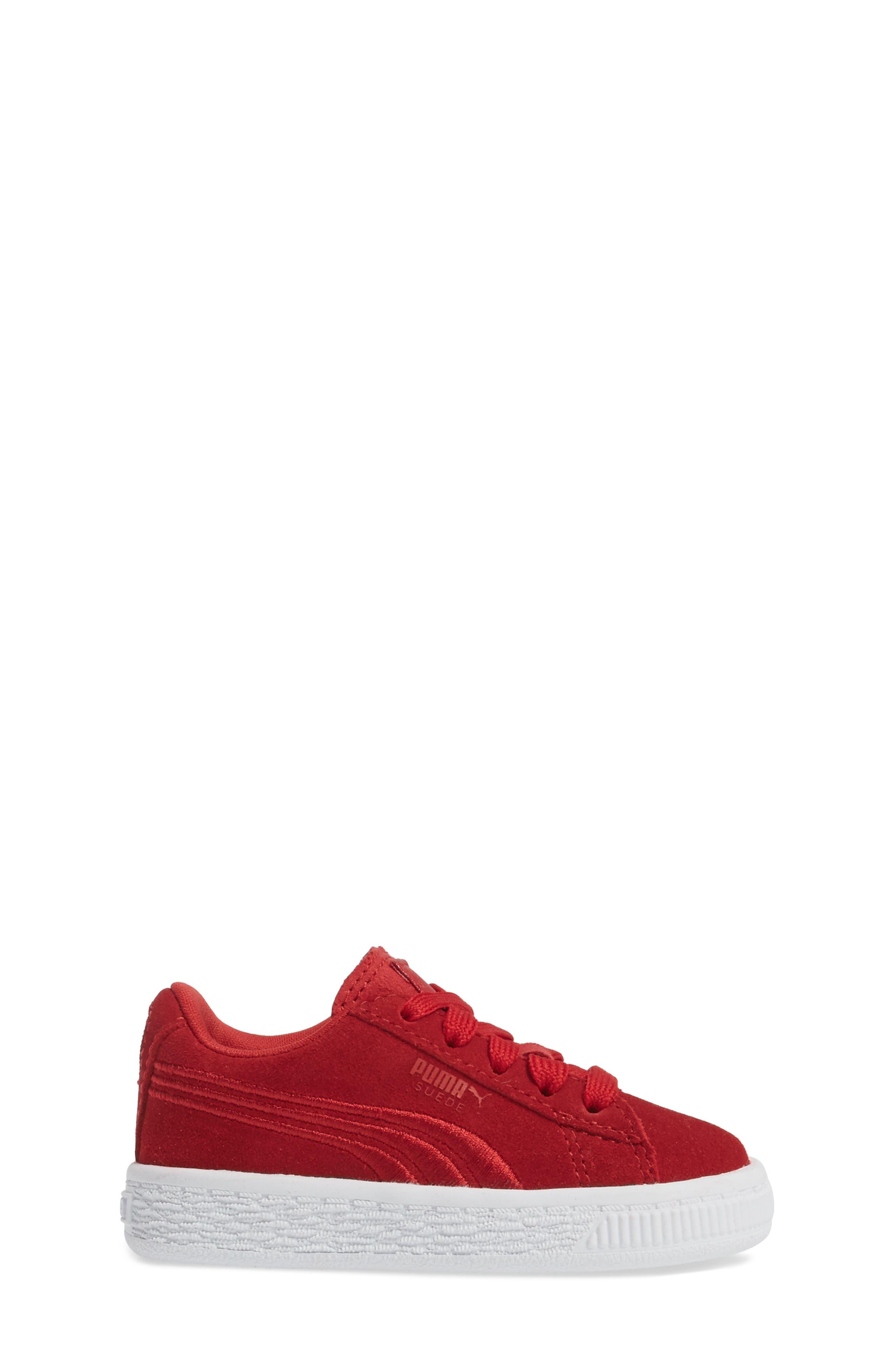 Classic Badge Sneaker,                             Alternate thumbnail 3, color,                             600