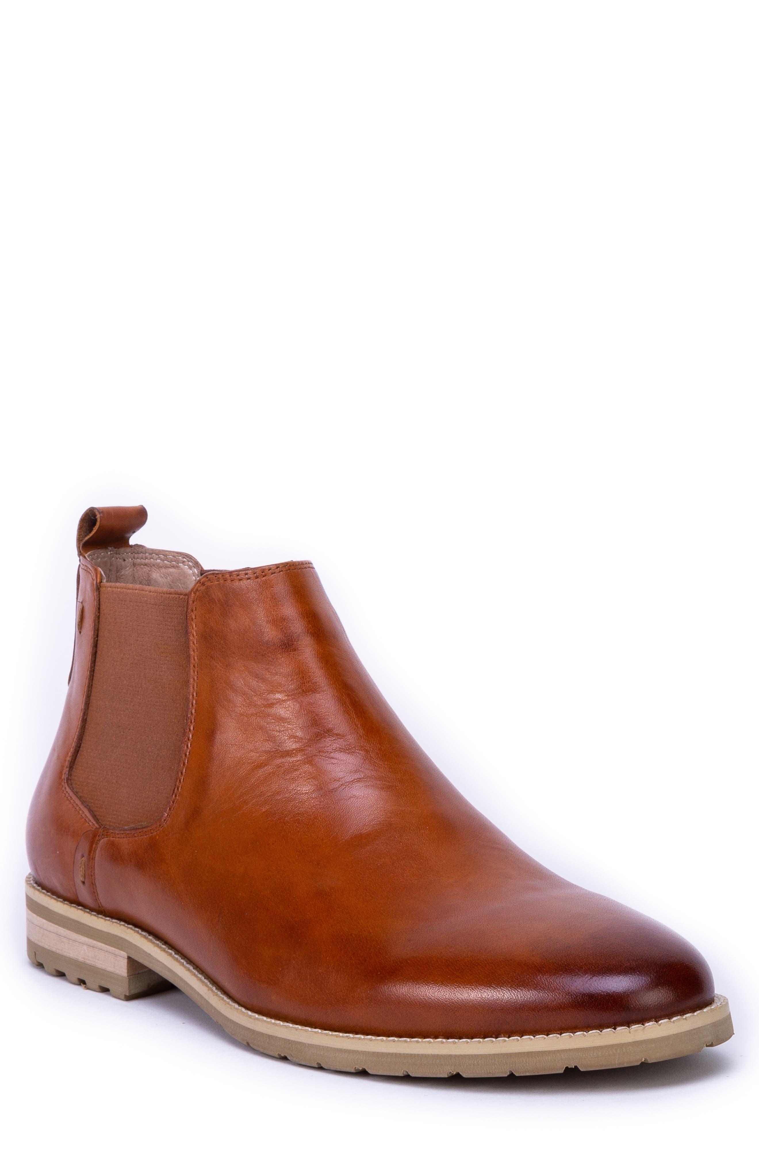 Zanzara Woody Chelsea Boot, Brown