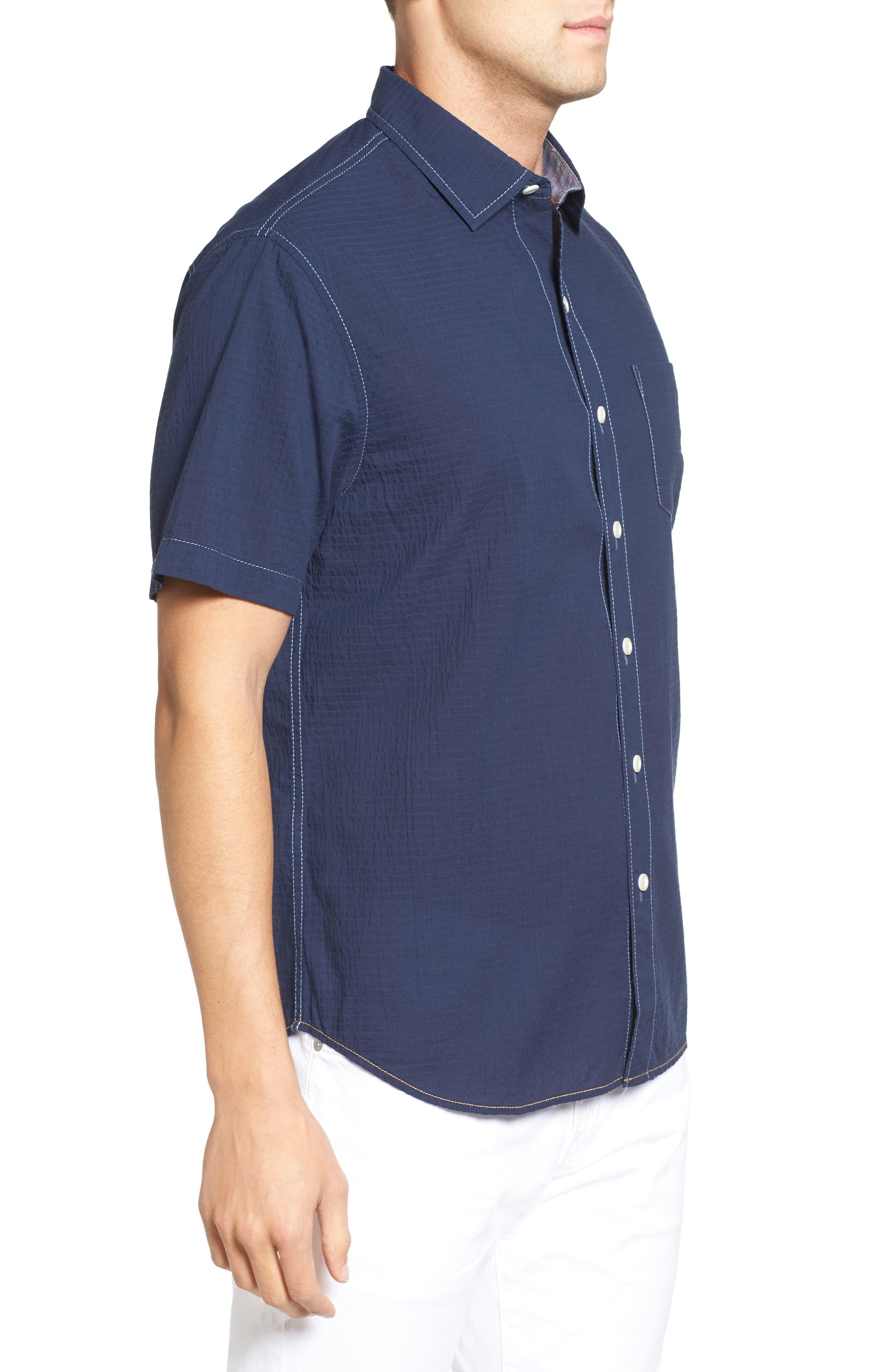 The Salvatore Sport Shirt,                             Alternate thumbnail 16, color,