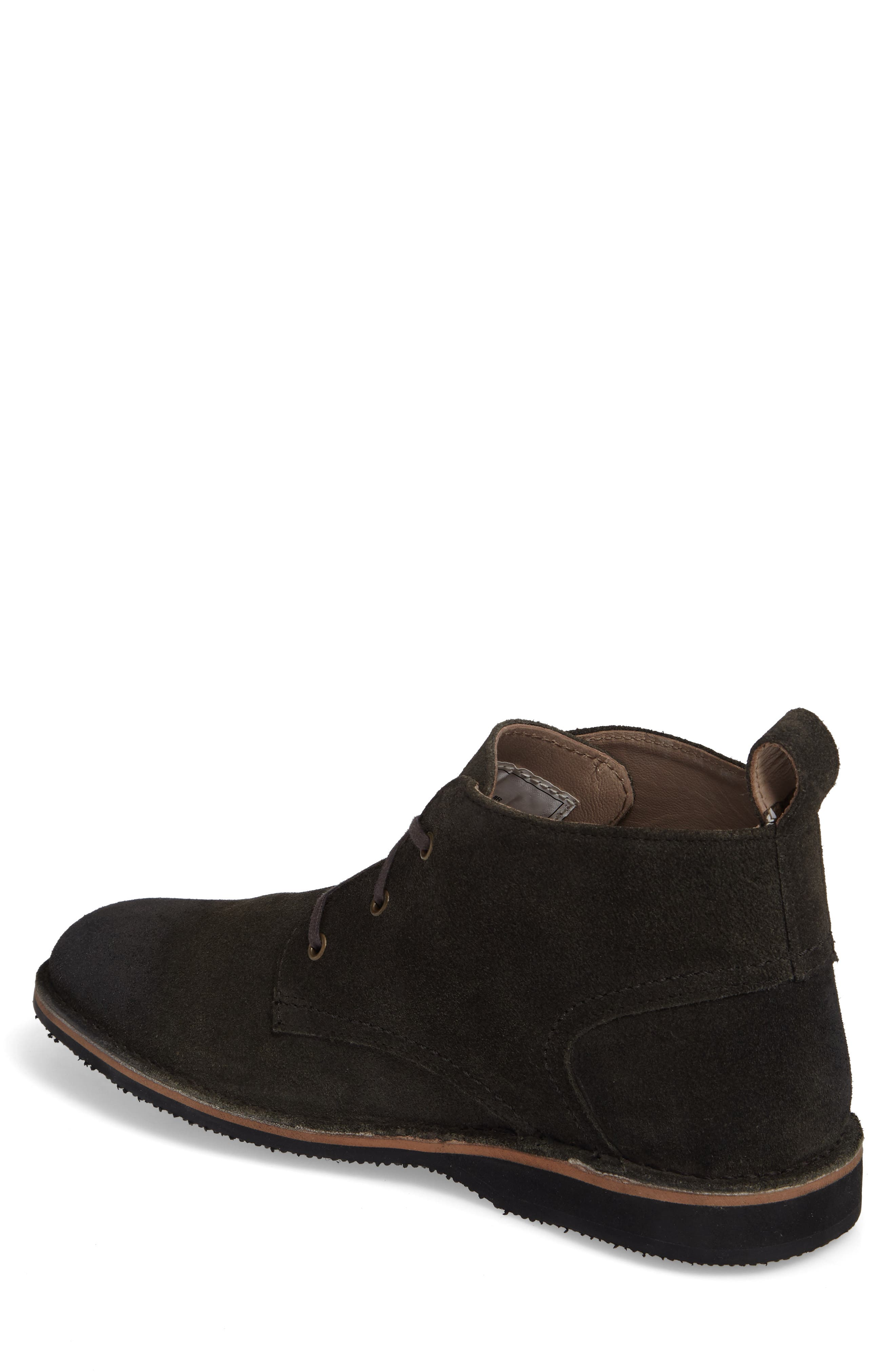 Dorchester Chukka Boot,                             Alternate thumbnail 2, color,                             OXIDE/ DEEP NATURAL SUEDE