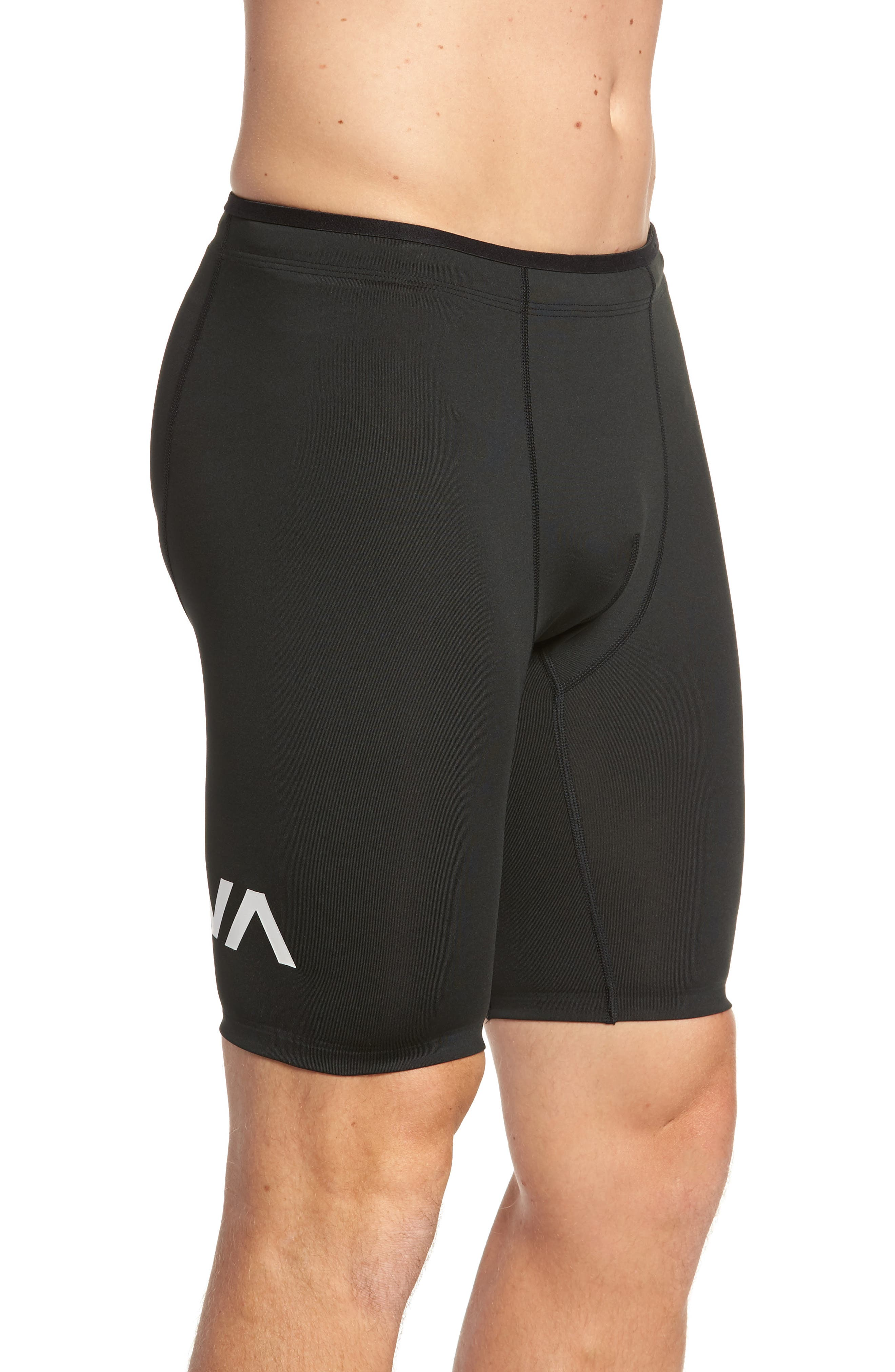 Sport Compression Shorts,                             Alternate thumbnail 4, color,                             001