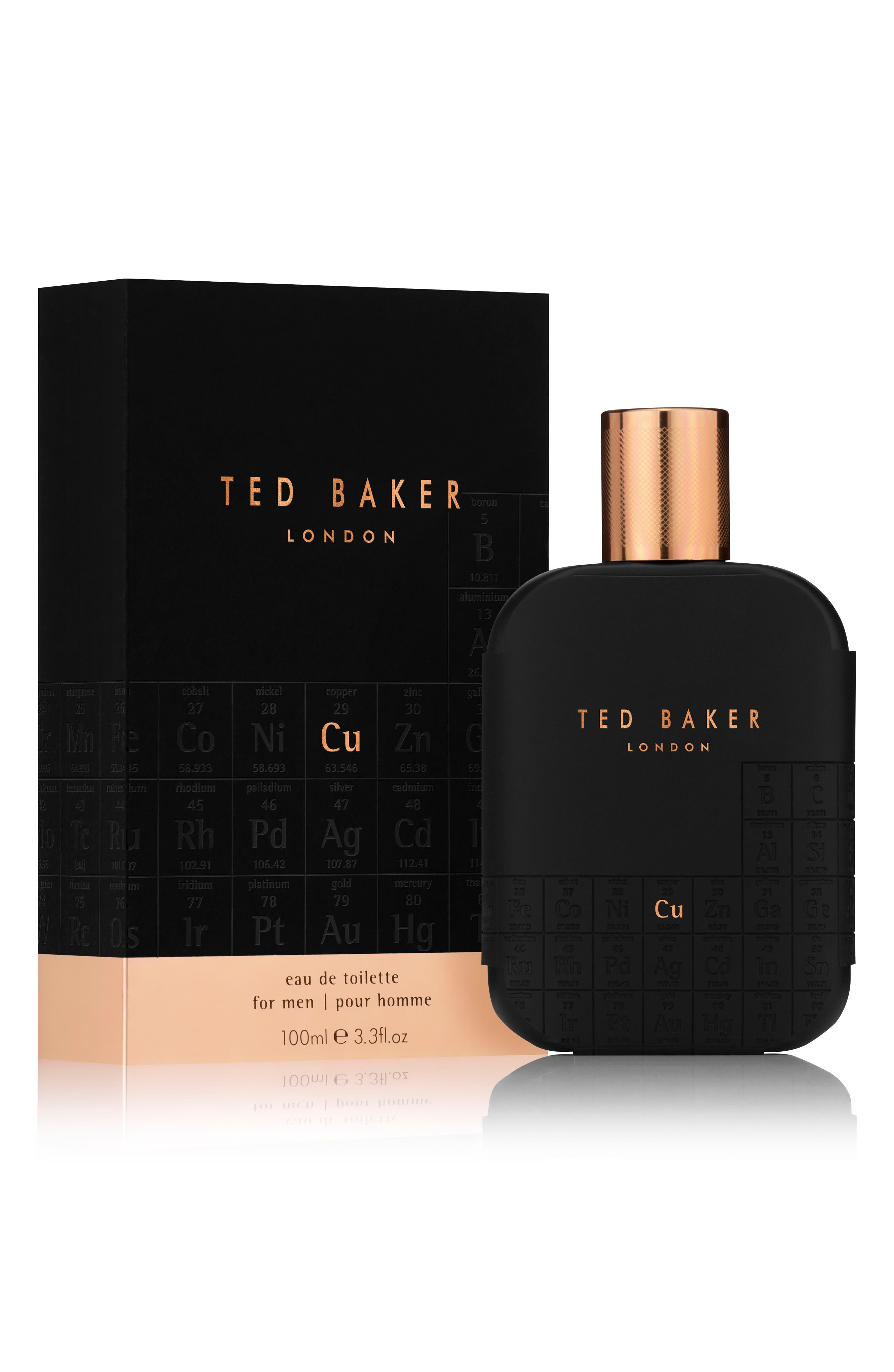 Ted Baker Tonic Cu Eau de Toilette,                             Alternate thumbnail 2, color,                             NO COLOR