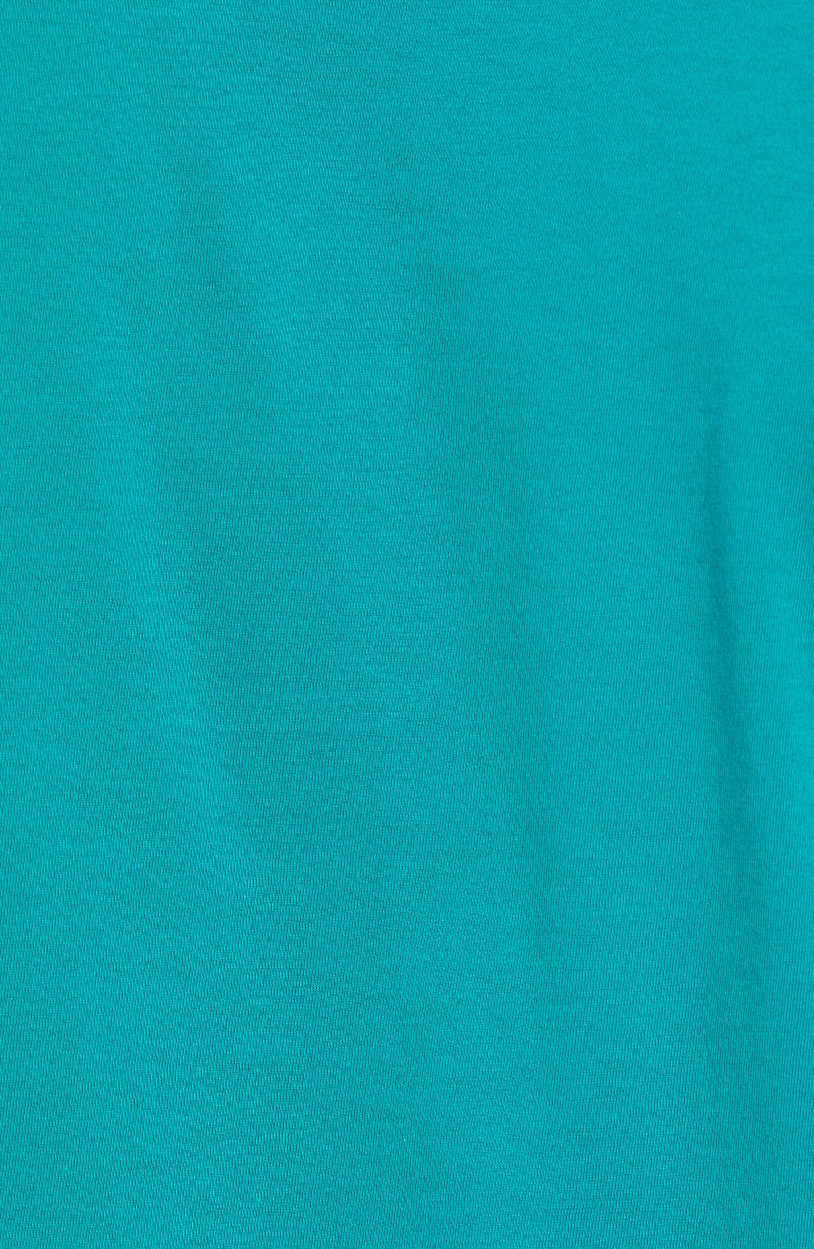 Metamorphosis Premium T-Shirt,                             Alternate thumbnail 5, color,                             TEAL