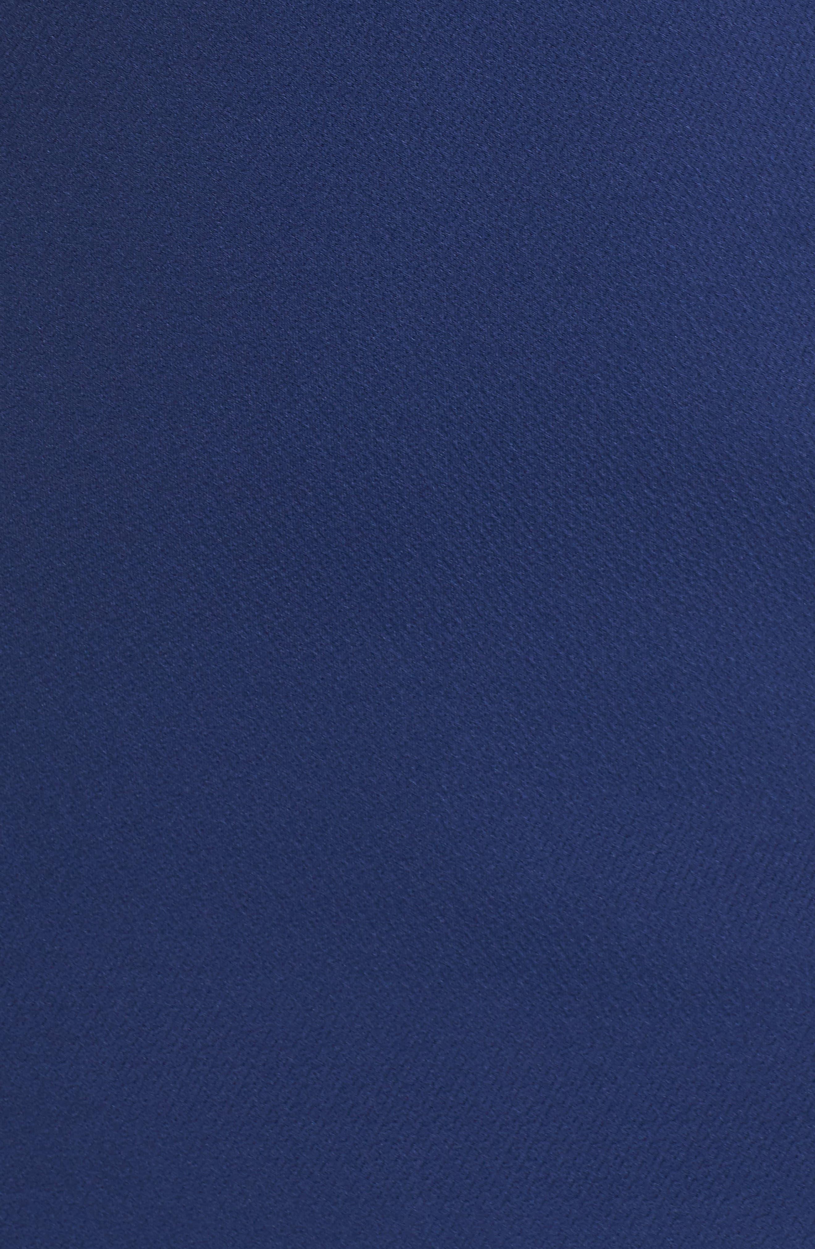 Evelyn Colorblock Sheath Dress,                             Alternate thumbnail 6, color,                             460