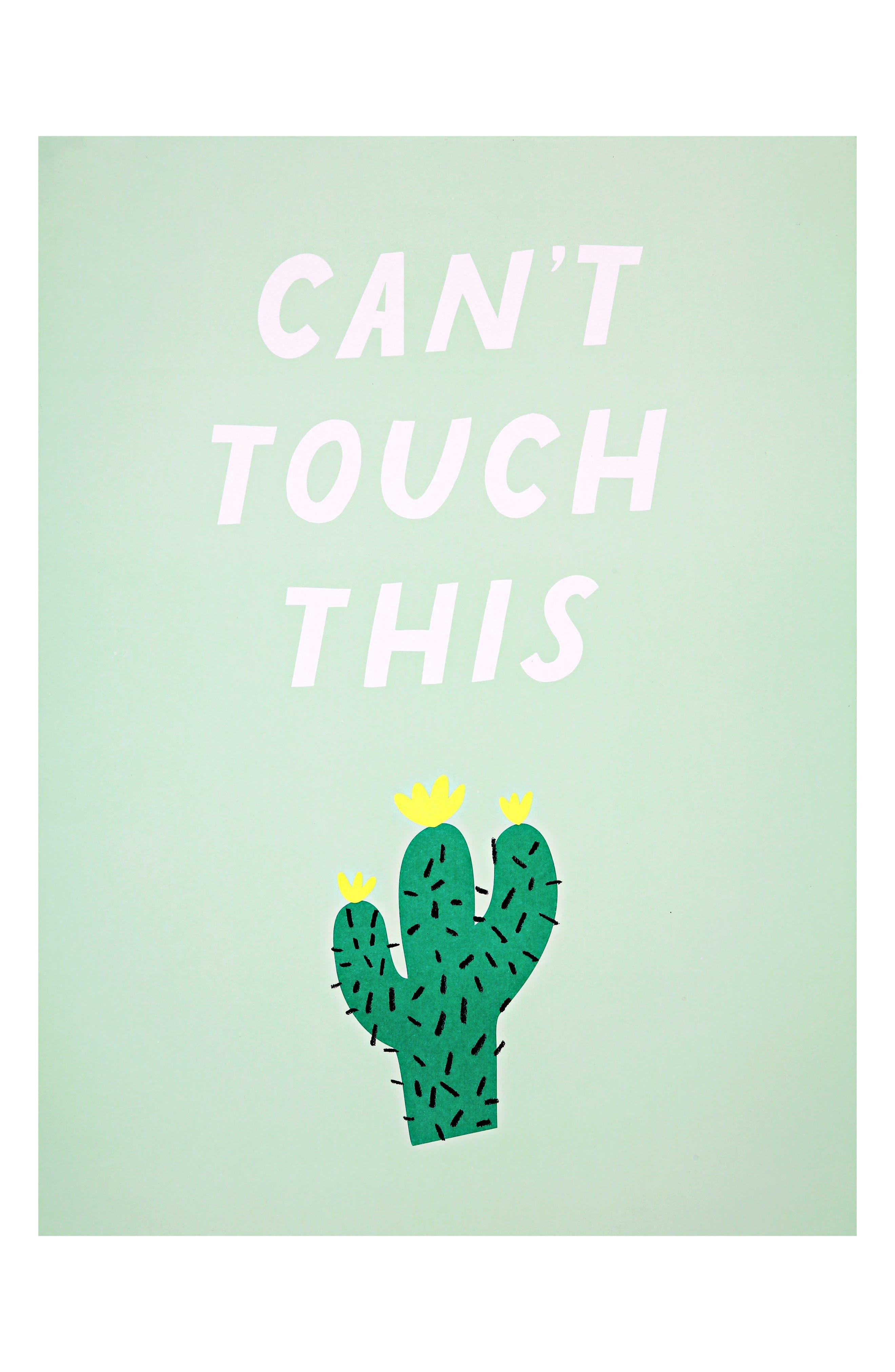 Cactus 2-Pack Art Prints,                             Alternate thumbnail 2, color,                             GREEN