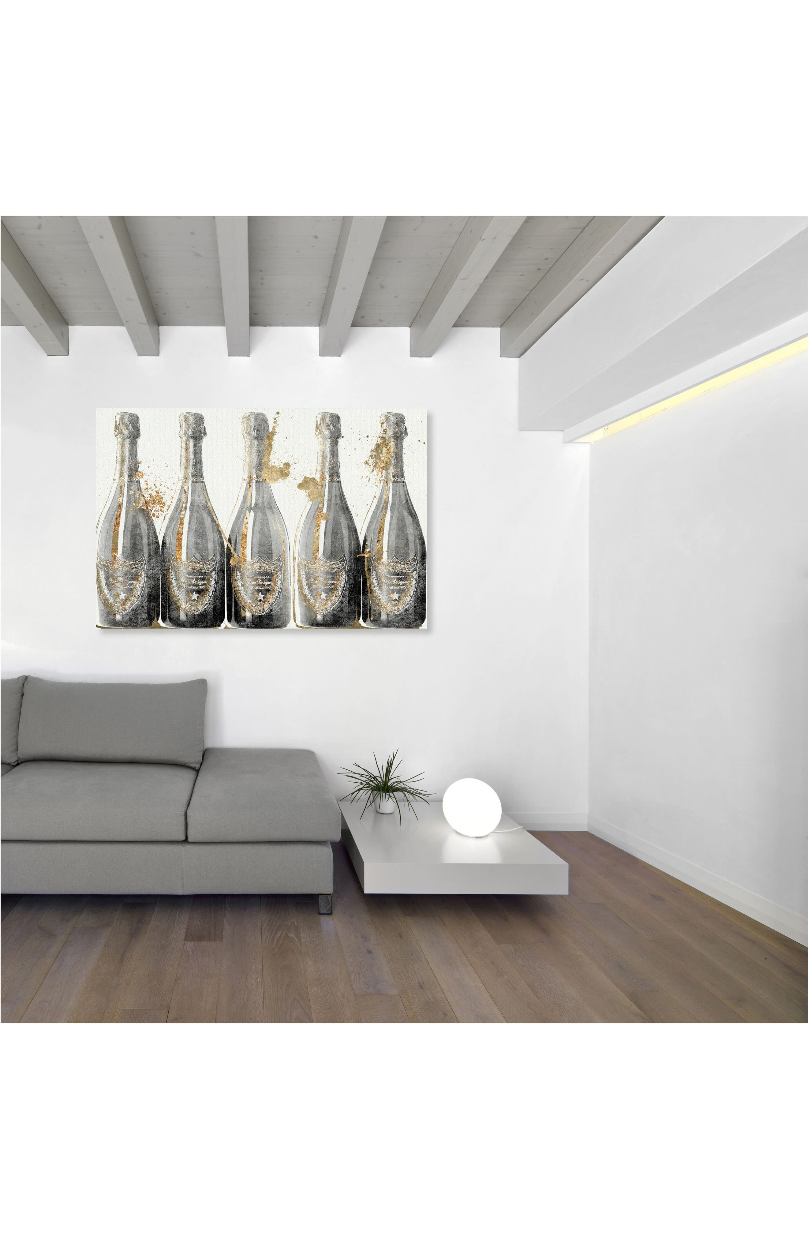 Dom Marbles Canvas Wall Art,                             Alternate thumbnail 2, color,                             250