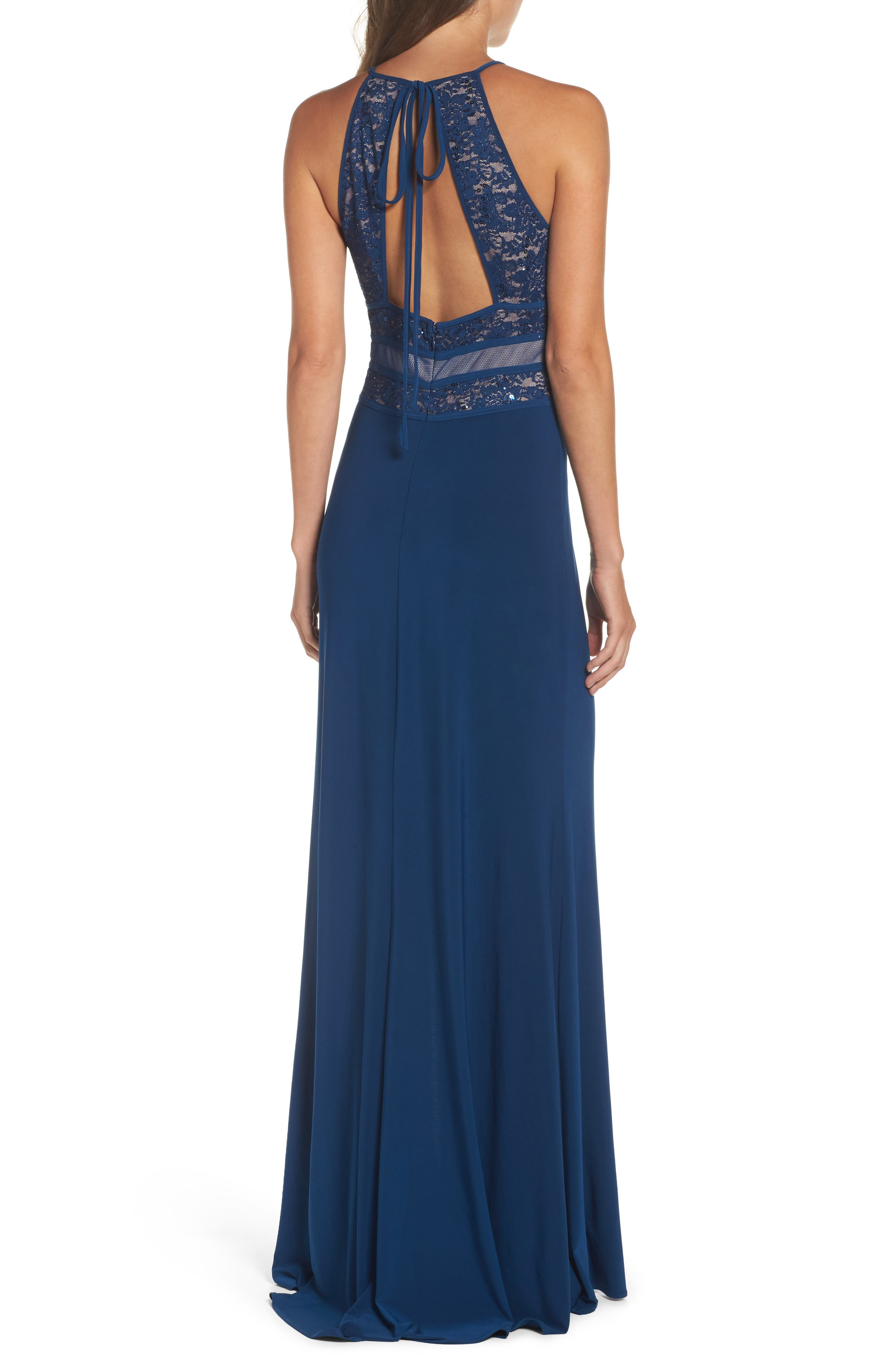 Embellished Gown,                             Alternate thumbnail 2, color,                             499