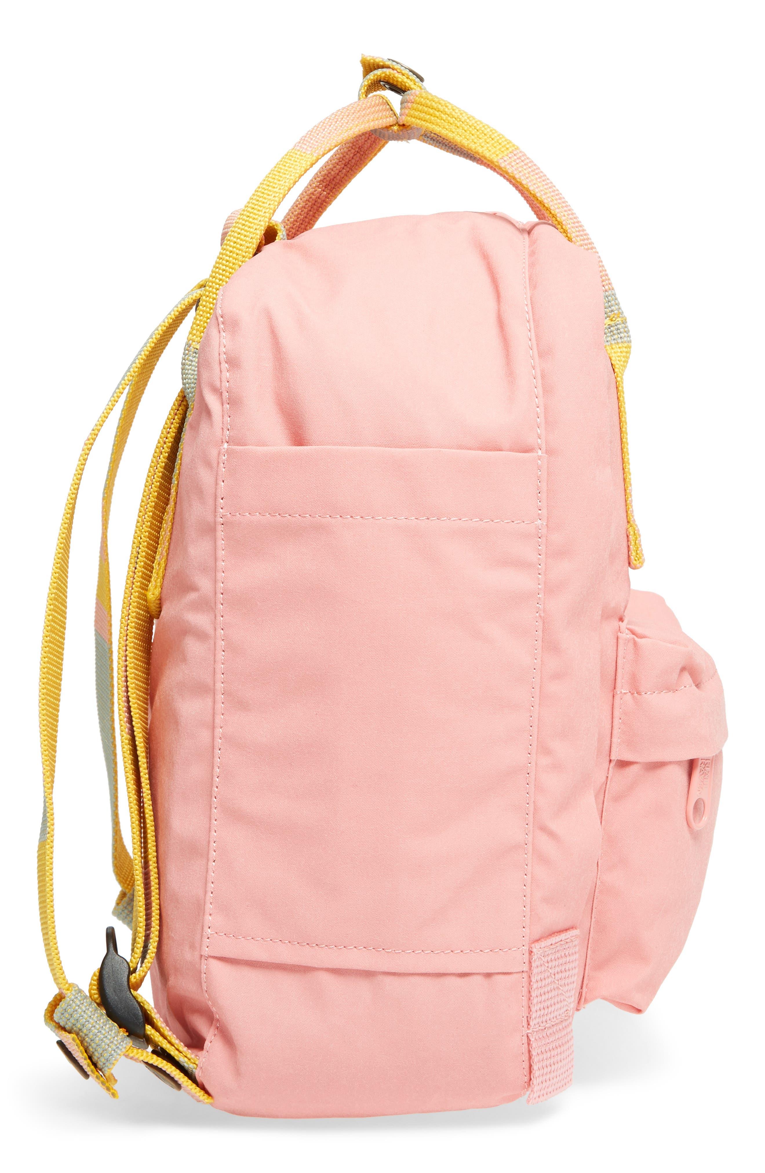 Mini Kånken Backpack,                             Alternate thumbnail 5, color,                             699