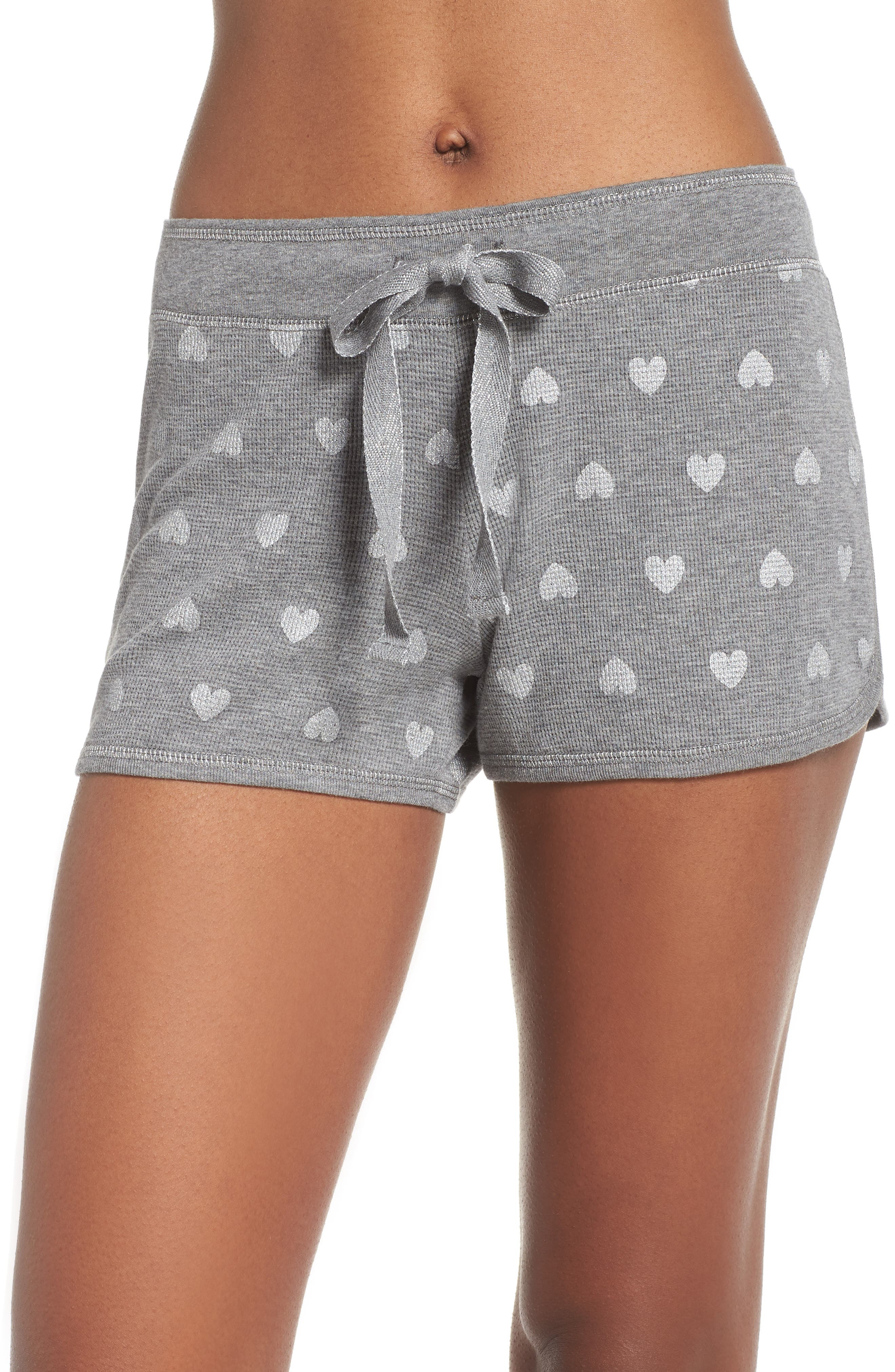 Wild Heart Thermal Shorts,                         Main,                         color, 020
