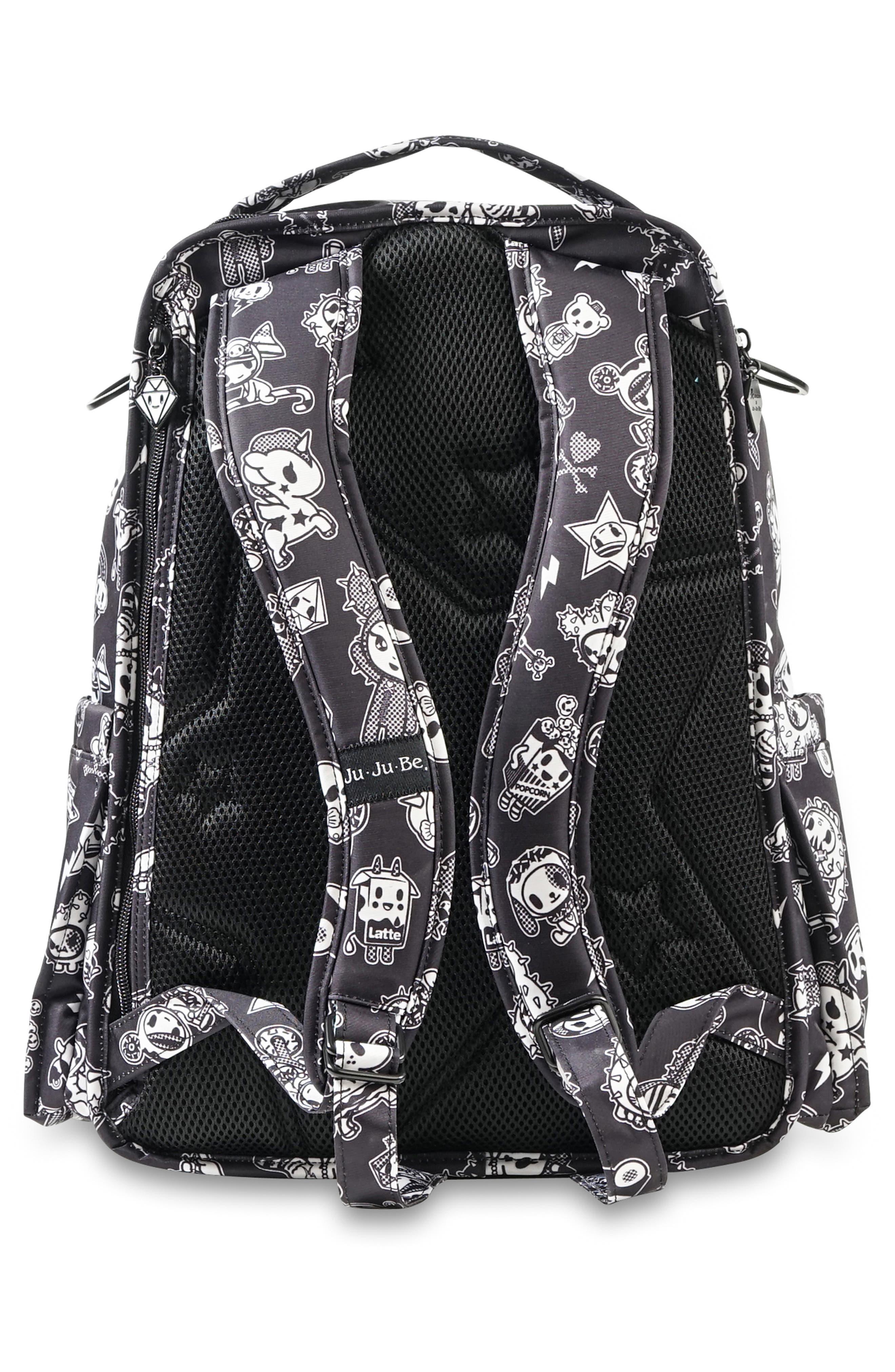 tokidoki x Ju-Ju-Be 'Be Right Back' Diaper Backpack,                             Alternate thumbnail 2, color,                             009