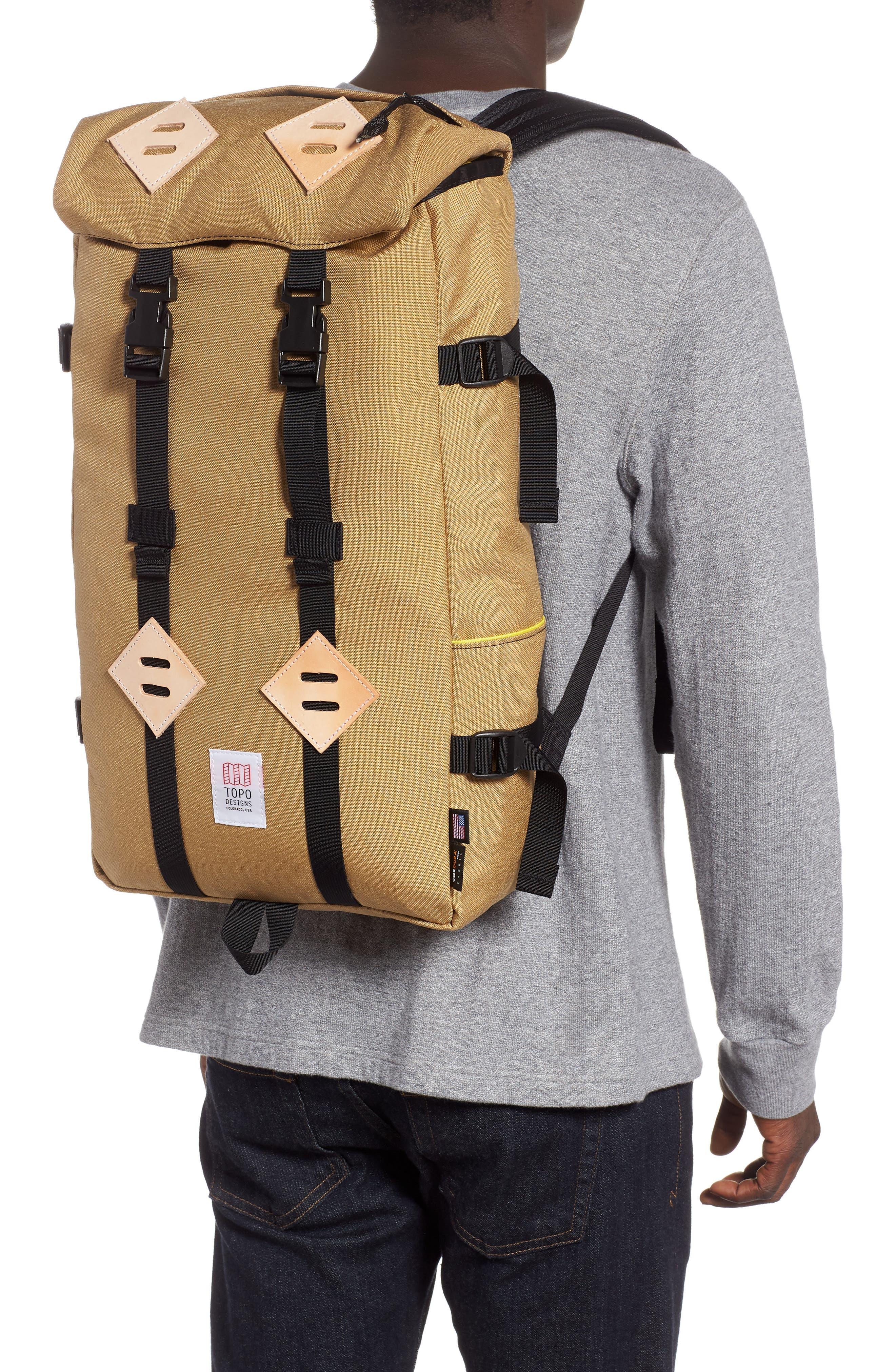 'Klettersack' Backpack,                             Alternate thumbnail 2, color,                             KHAKI