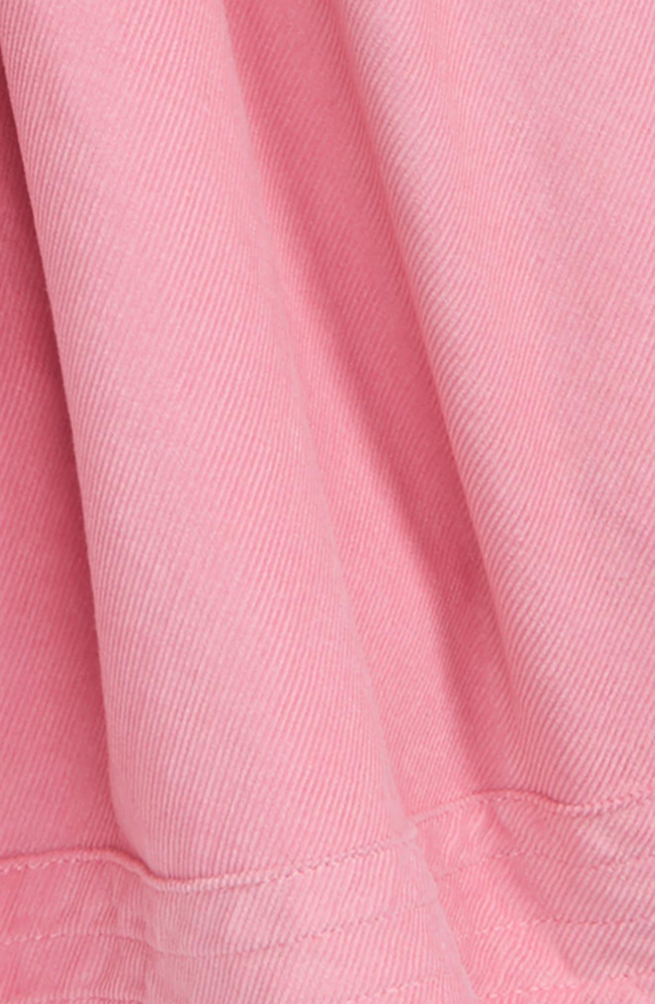 Simple Colorful Corduroy Skirt,                             Alternate thumbnail 2, color,                             664