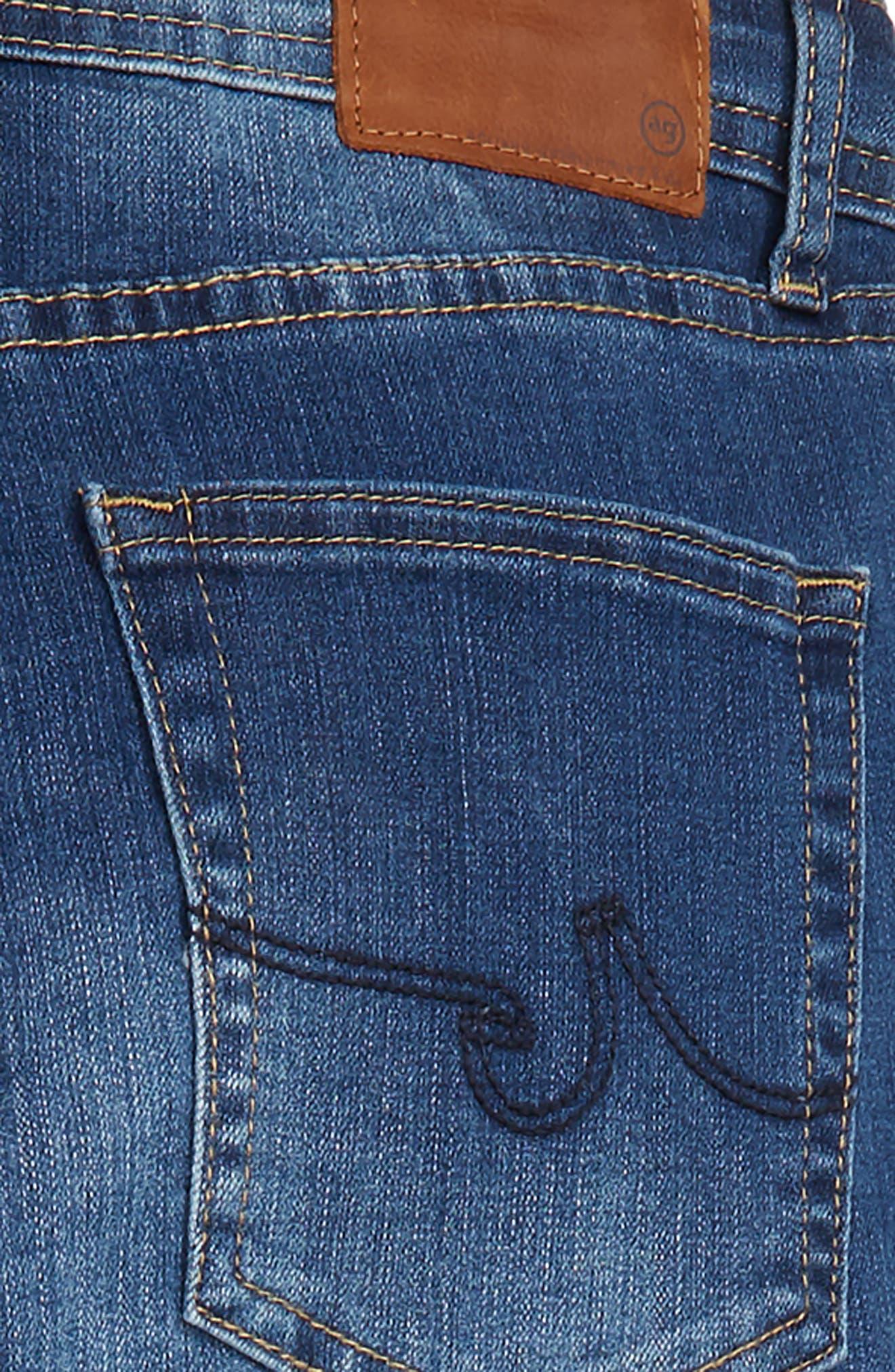 The Stryker Slim Straight Leg Jeans,                             Alternate thumbnail 3, color,                             16 YRS RAVE