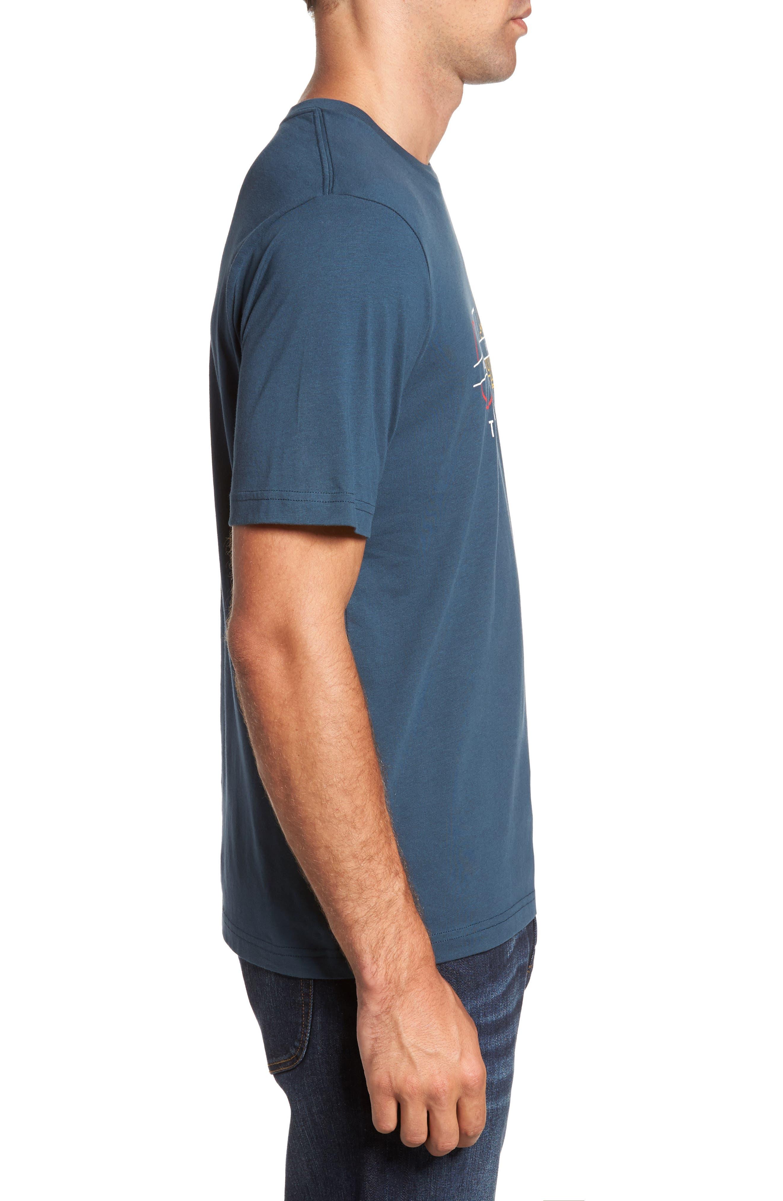 PBFU Graphic T-Shirt,                             Alternate thumbnail 3, color,                             400