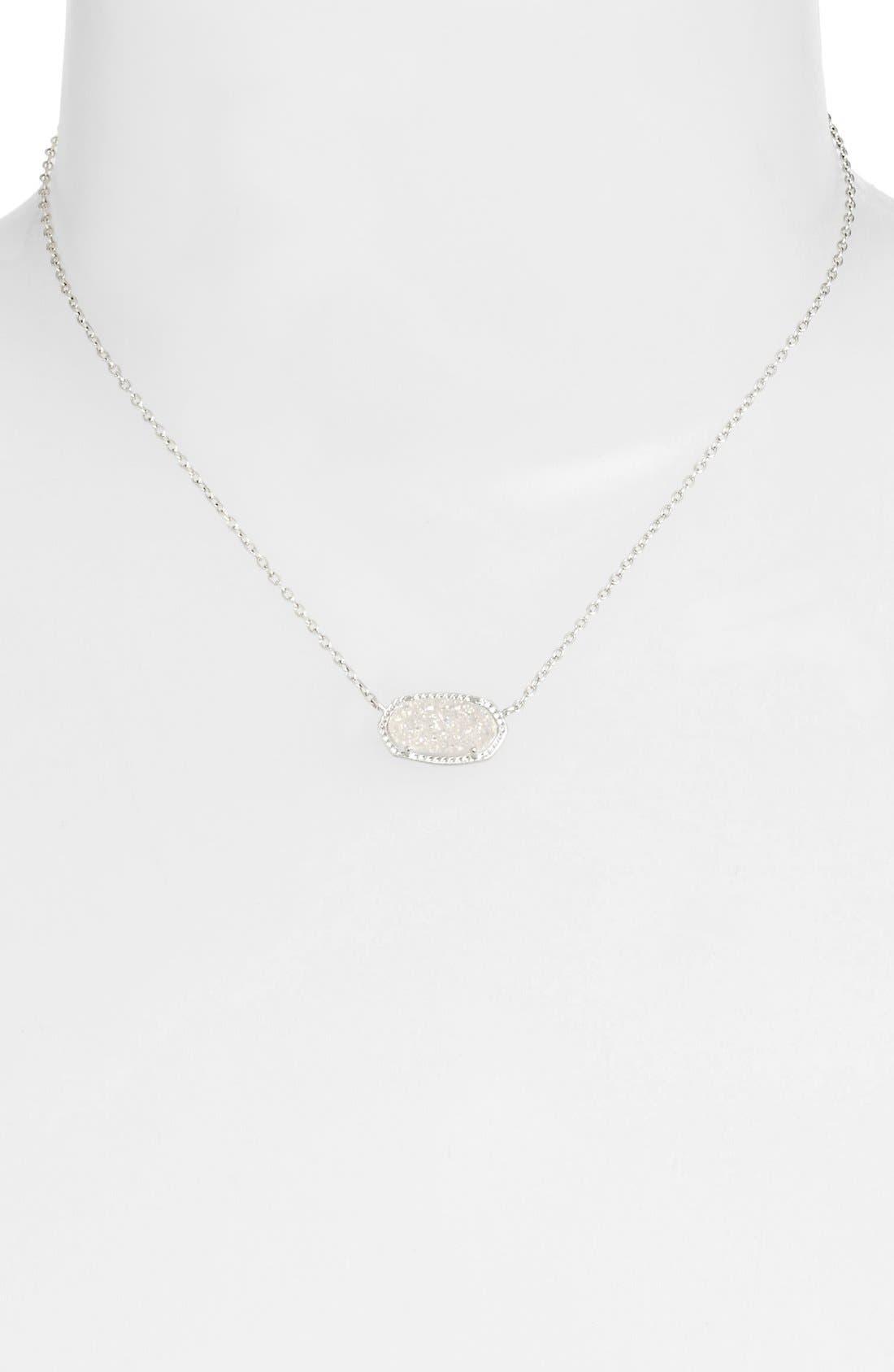 'Elisa' Pendant Necklace,                             Alternate thumbnail 374, color,