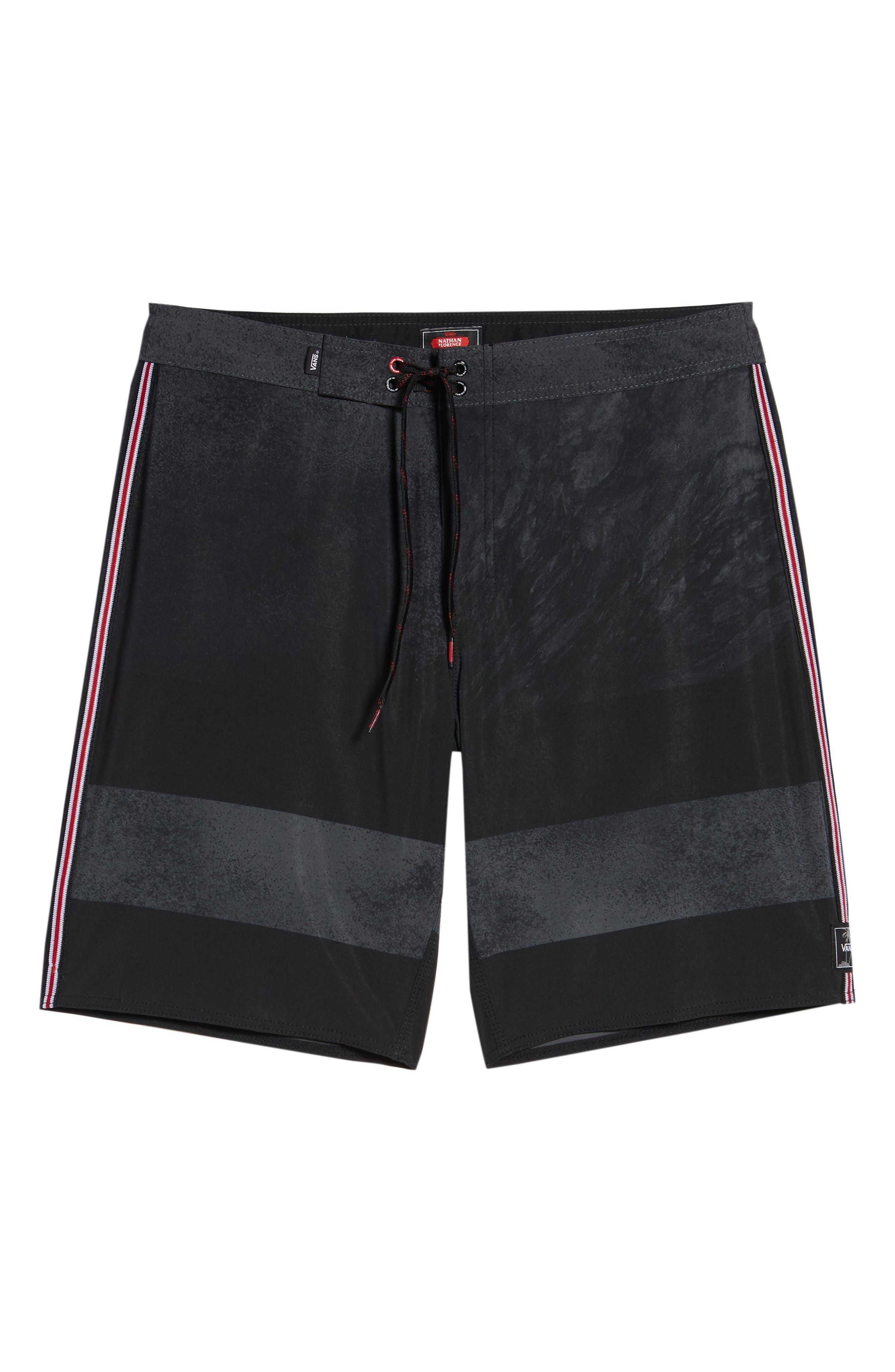 Era Board Shorts,                             Alternate thumbnail 6, color,                             001